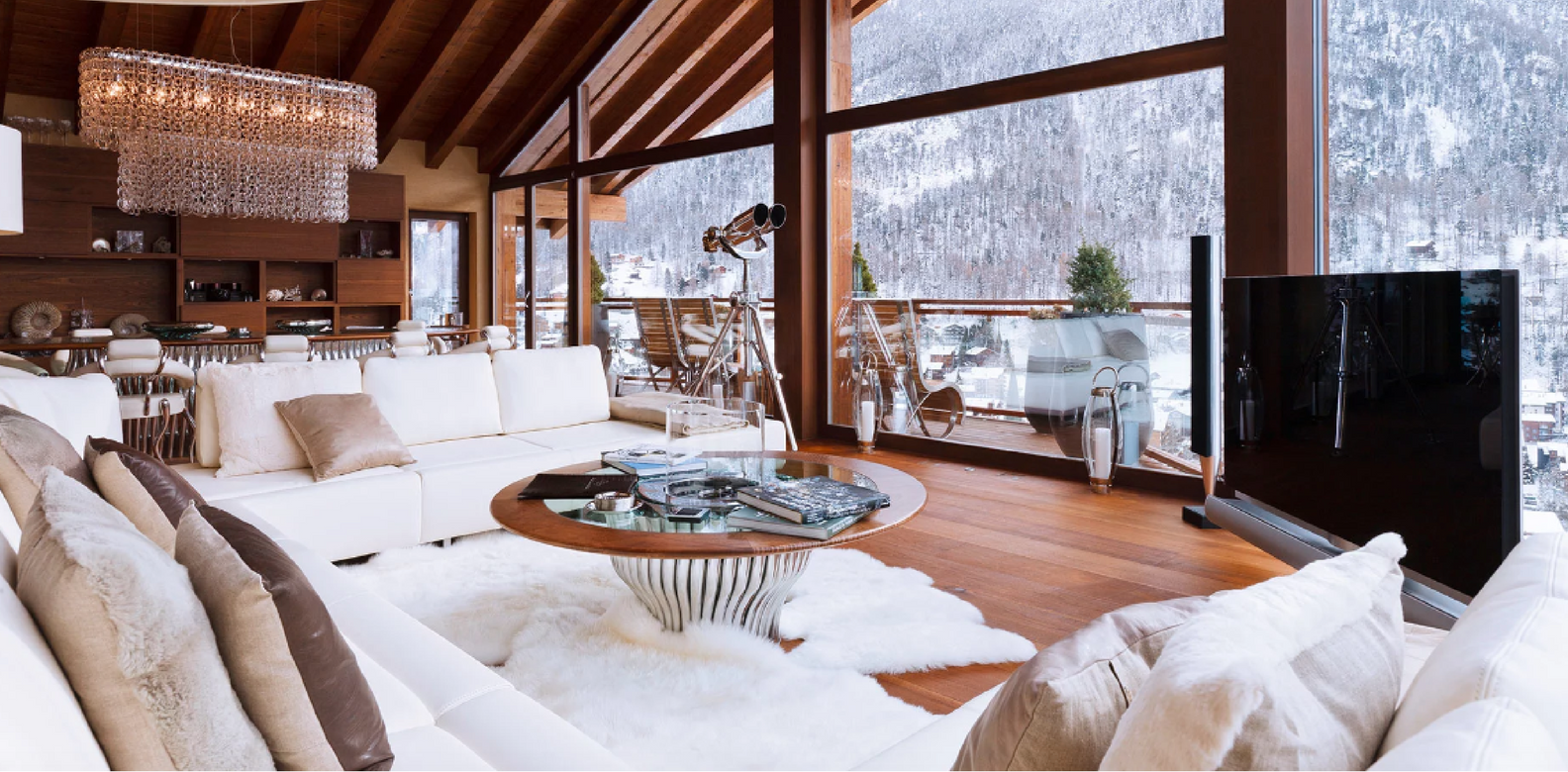 7 Luxury Ski Chalets In Europe To Elevate Your Next Ski