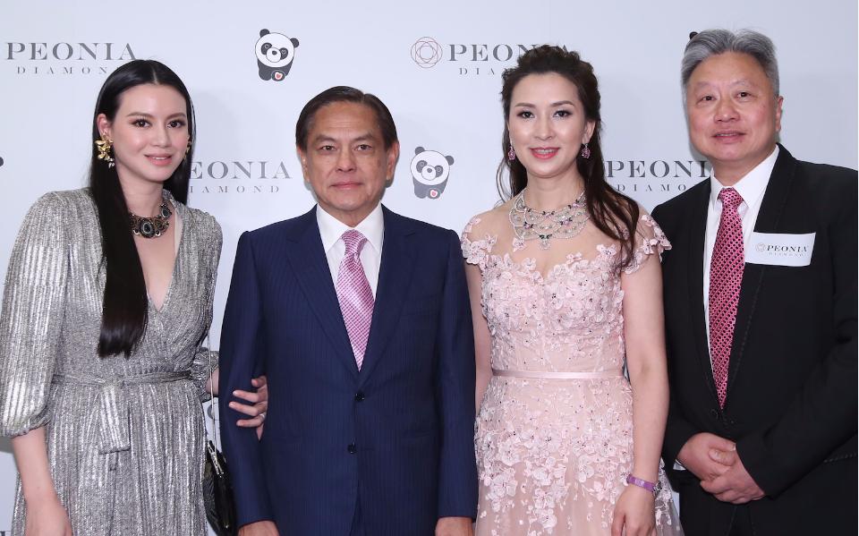 Emily Lam-Ho, Charles Ho, Emily Tang, Jimmy Tang