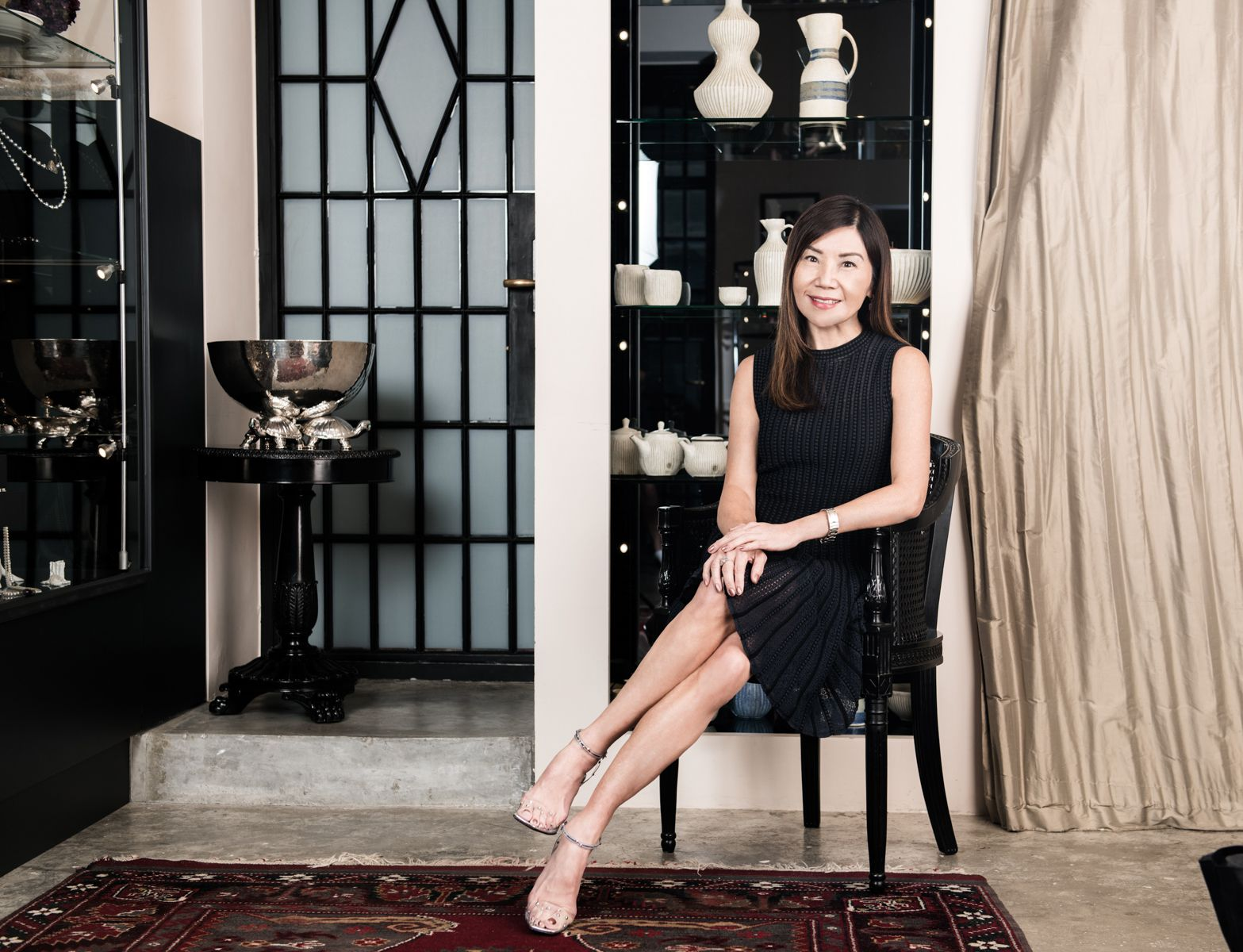 Meet The Tribe: Esther Ma