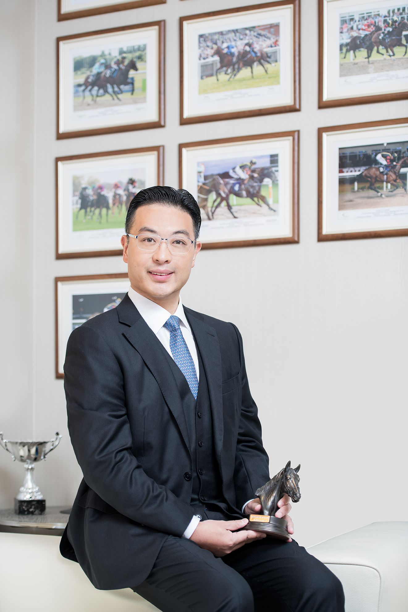Gift Horse: Global Group's Johnny Hon On Why Racehorses Are A Good Investment