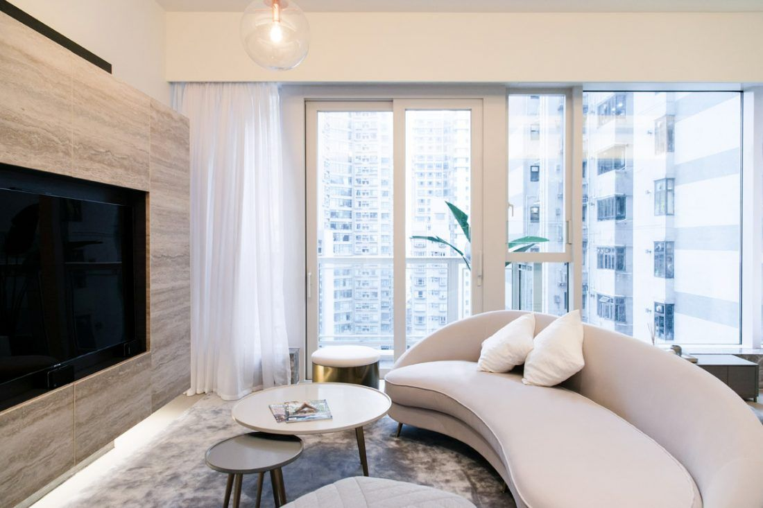 Hong Kong Homes: This Mid-Levels Apartment Is A High-Tech Wellness Retreat