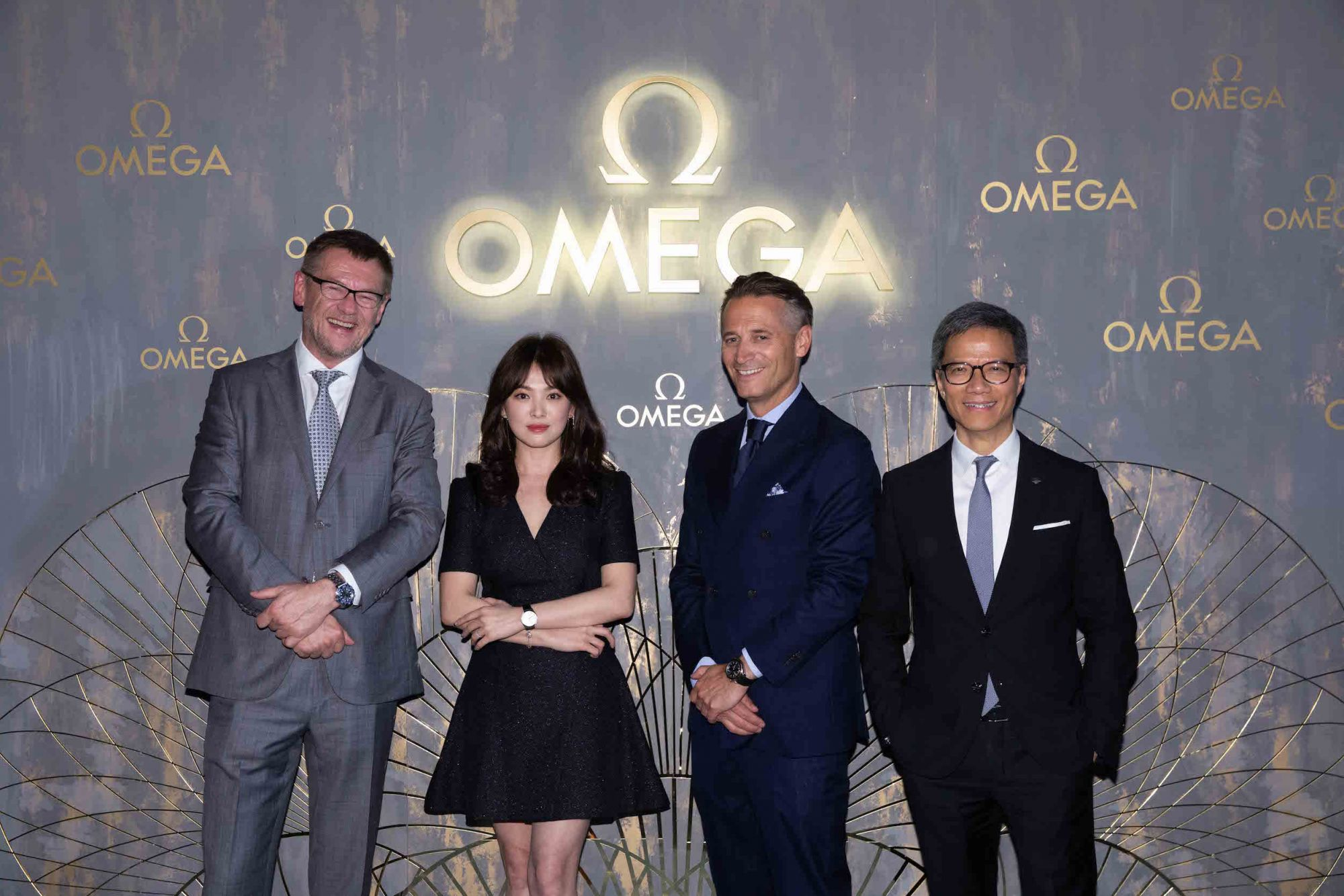 Omega Launches Trésor Collection At Brand New Pedder Street Location