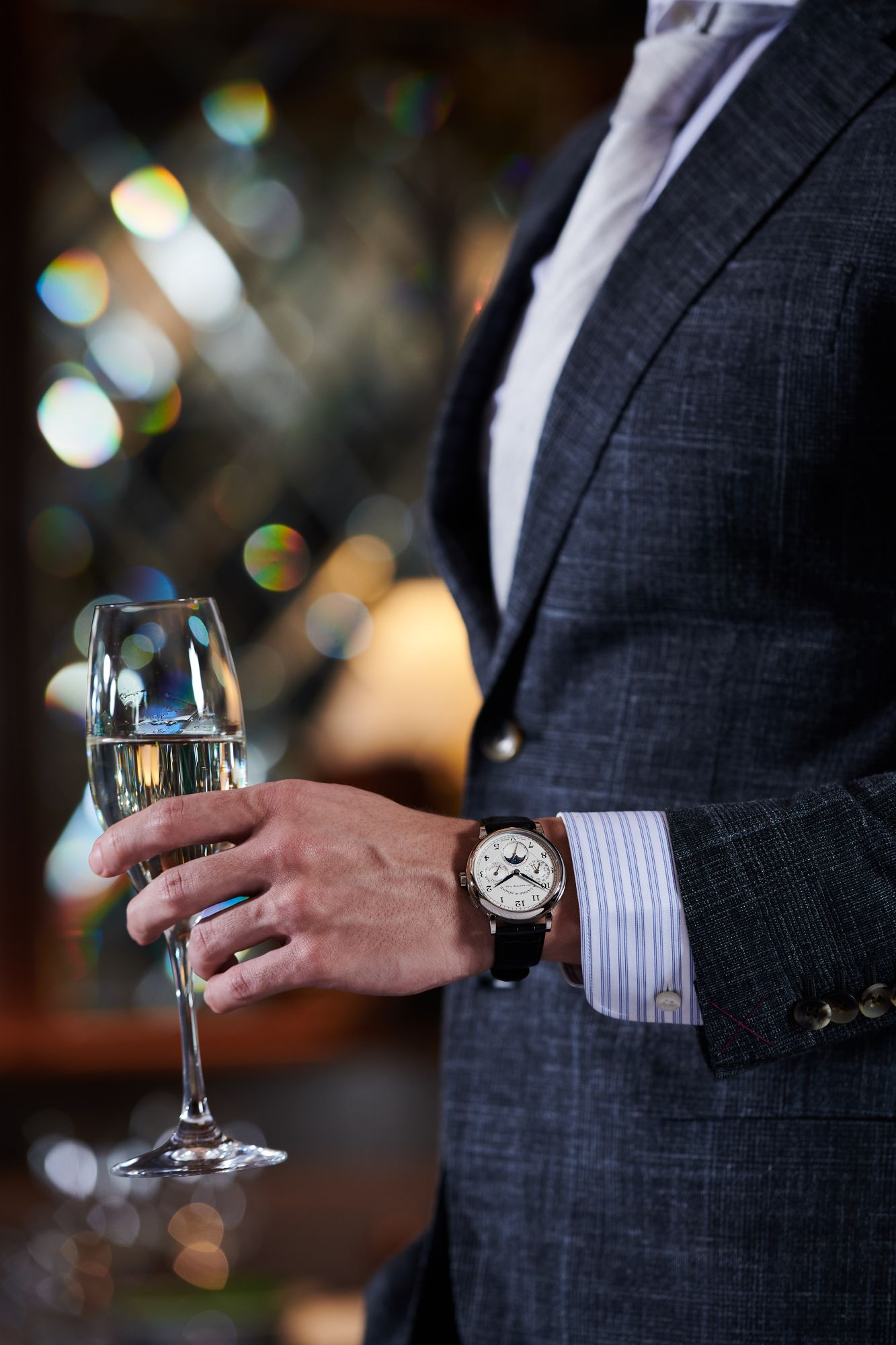 Gentlemen's Guide: How To Give A Toast