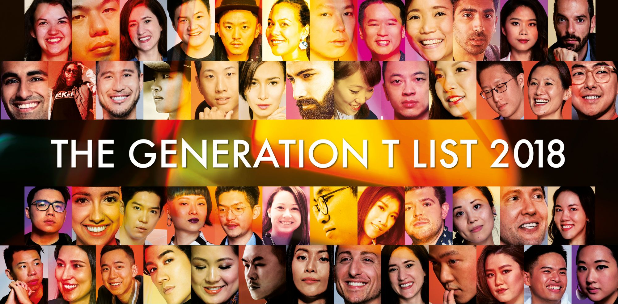 The Hong Kong Generation T List 2018 Is Now Live