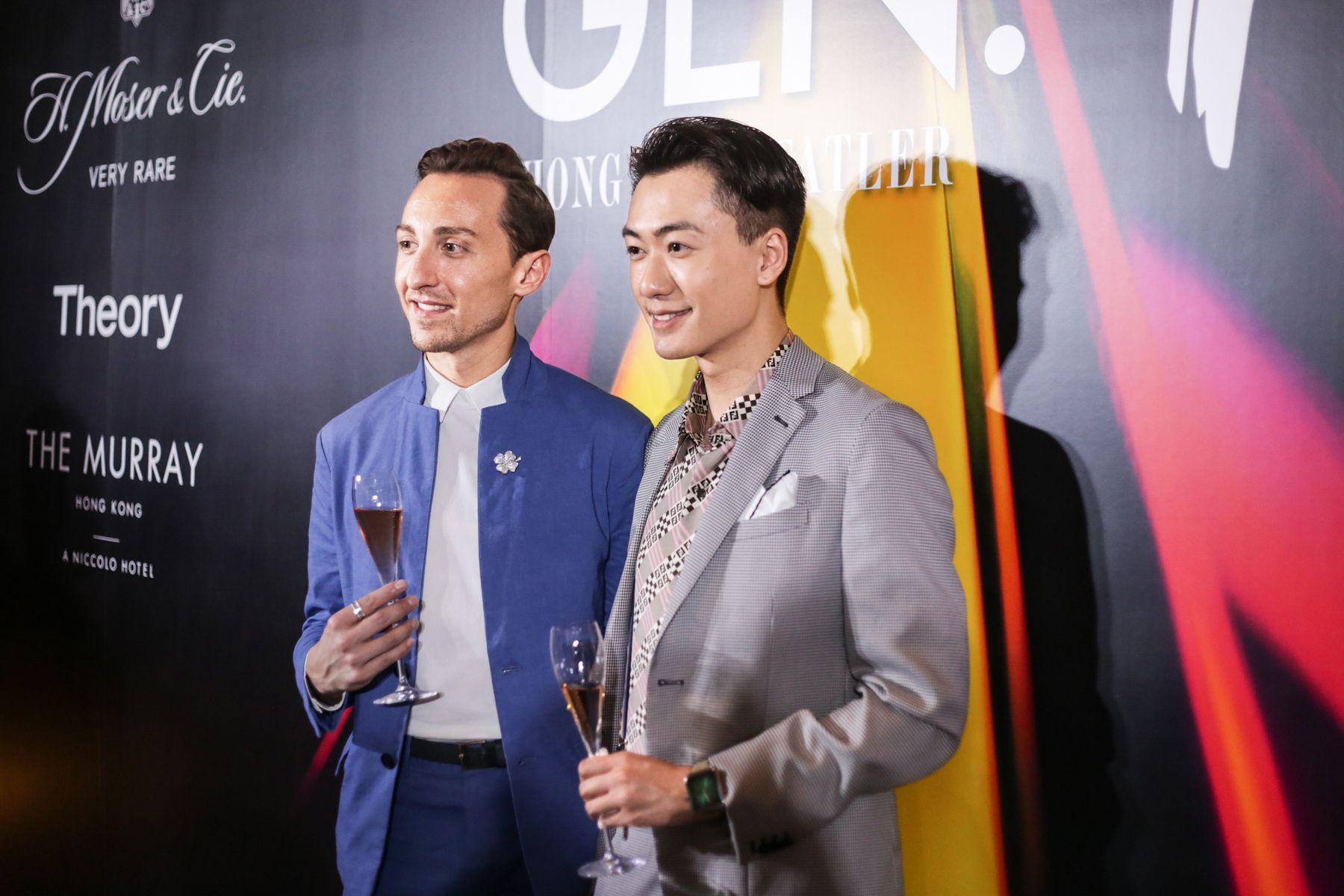 Julien-Loïc Garin, Charles Lam