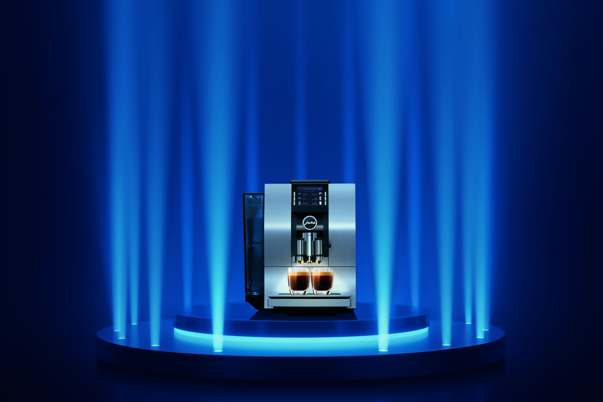 Coffee Gets Smart With The JURA Z6