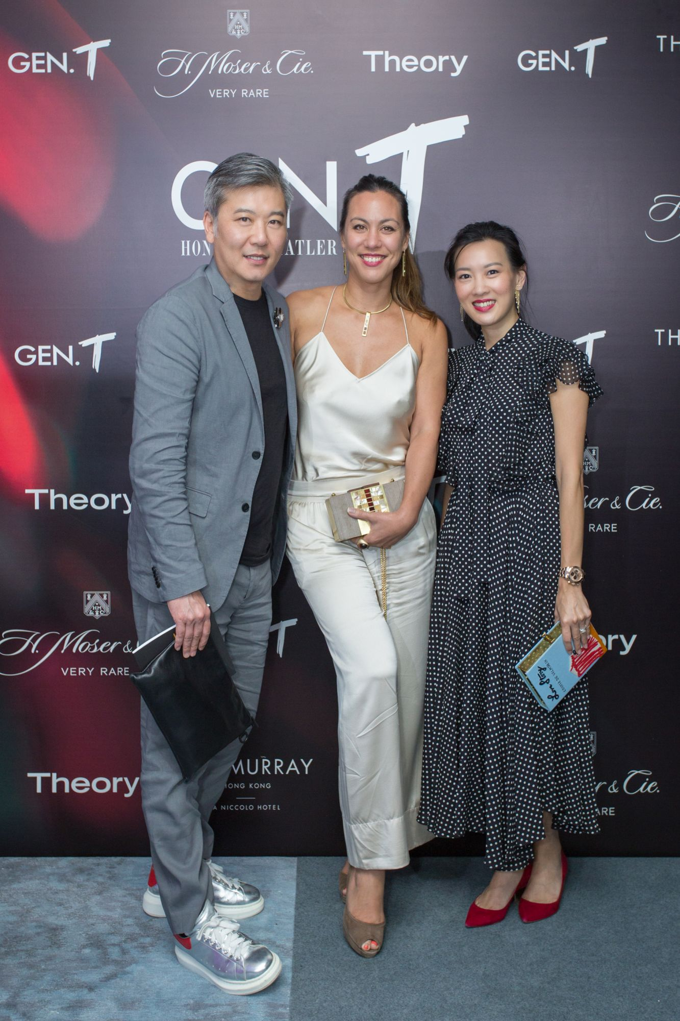 Style Spotting At The Generation T 2018 Party