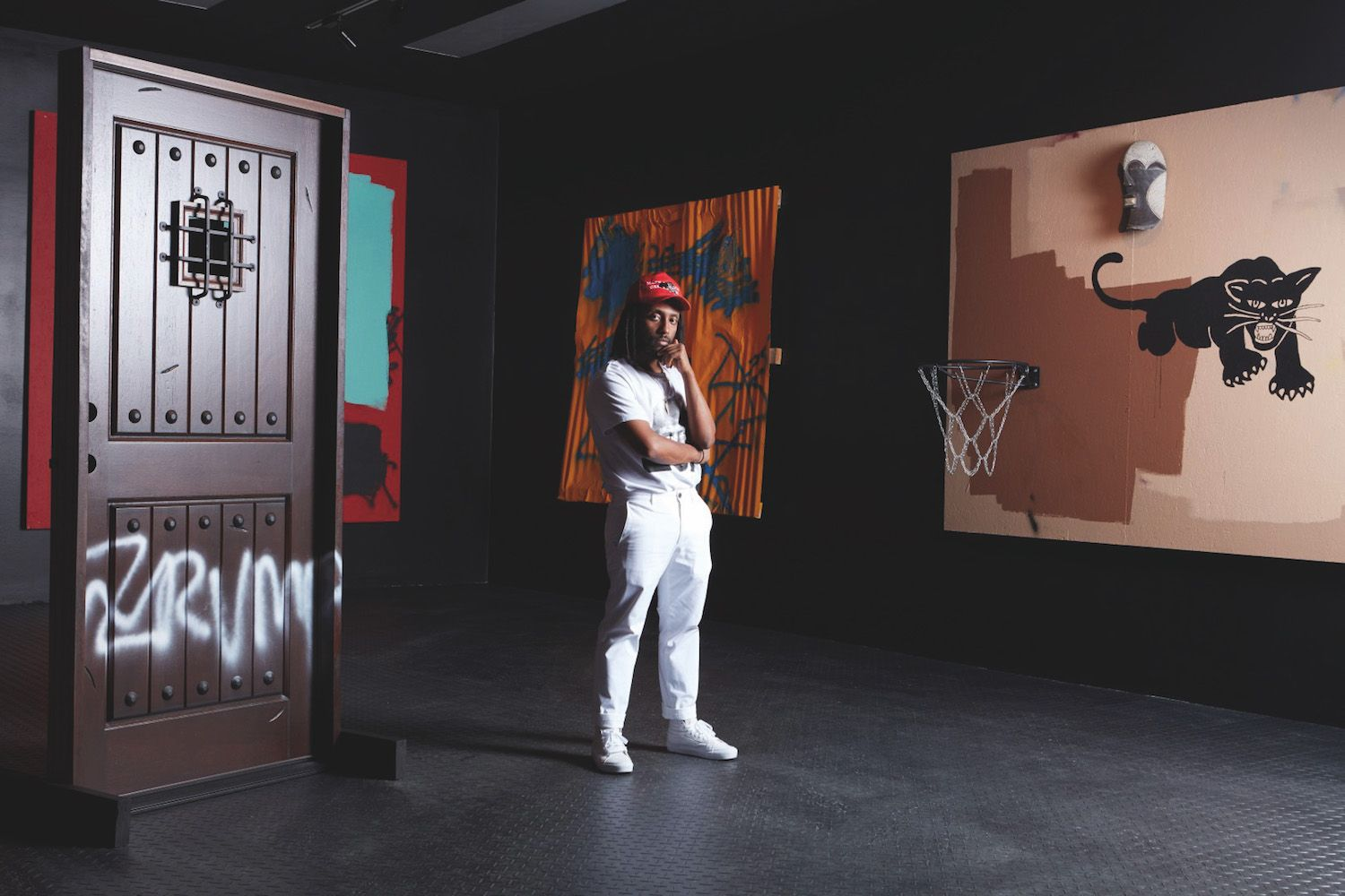 Awol Erizku: This Los Angeles Artist Is Throwing Out All The Rules