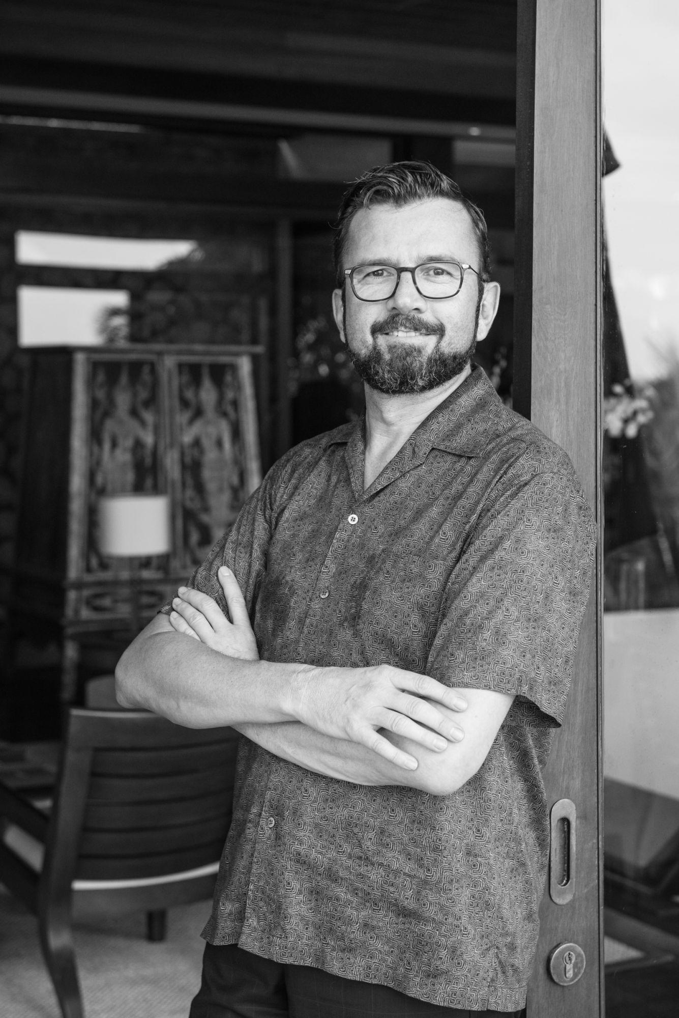 How I Travel: Daniel Meury Of Andara Resort & Villas