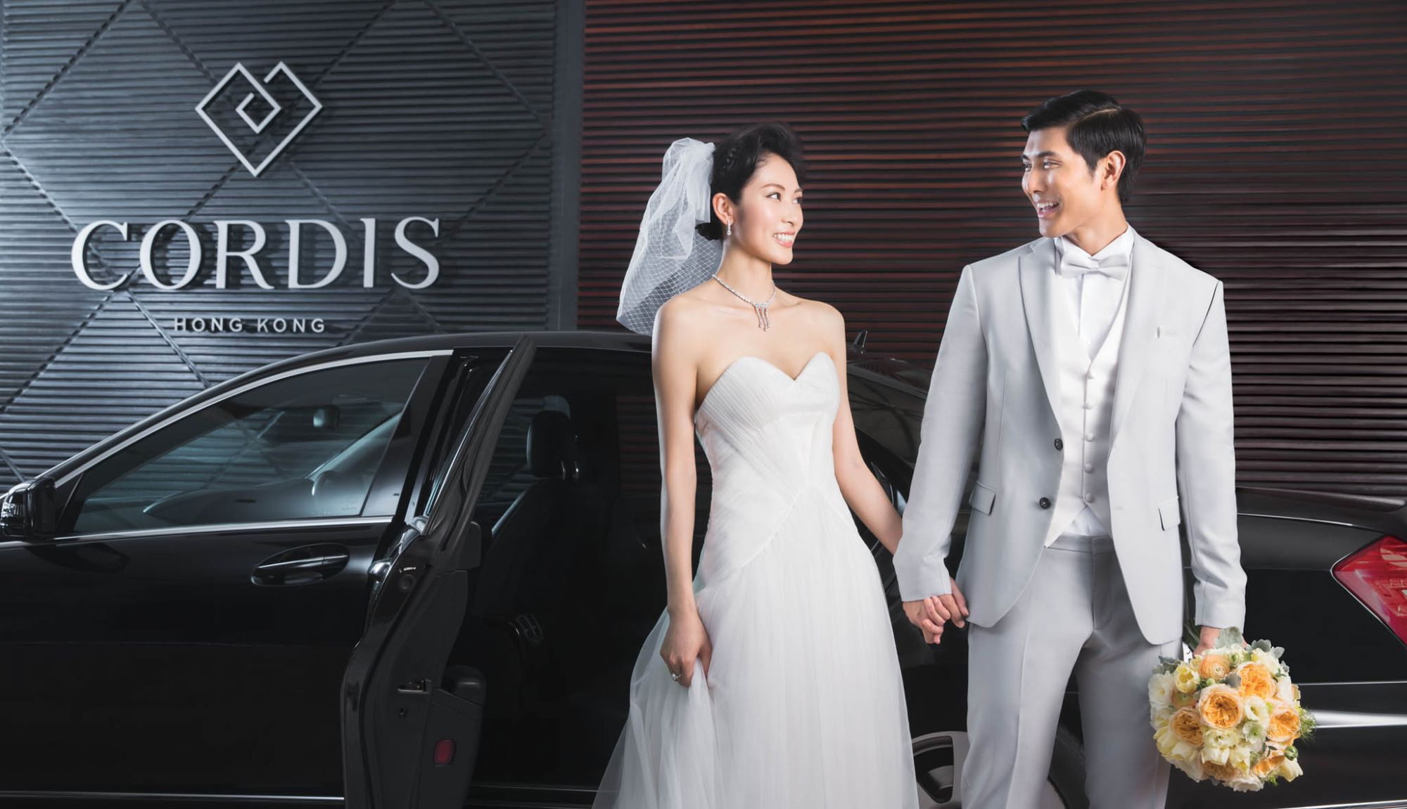 Dazzle At Your Wedding With Cordis, Hong Kong And Swarovski