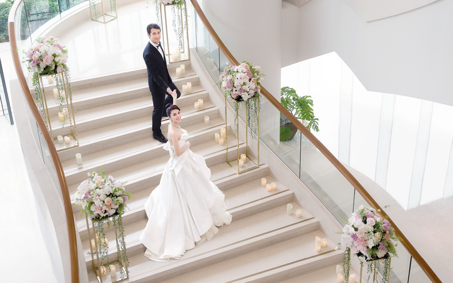 Everything You Need To Know About Kerry Hotel's Wedding Fair | Tatler Hong  Kong