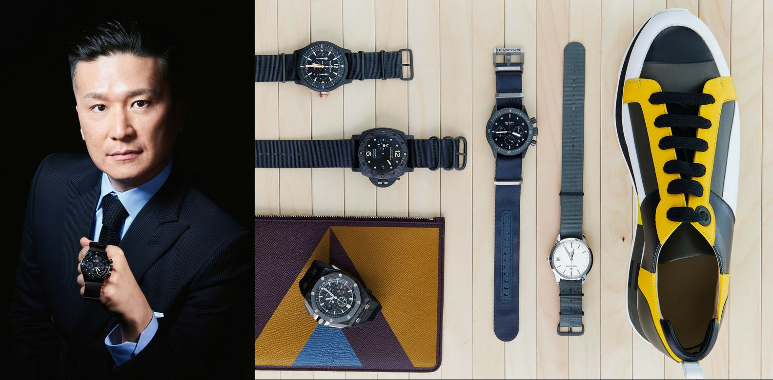 Ones To Watch: Winston Koo's Favourite Timepieces