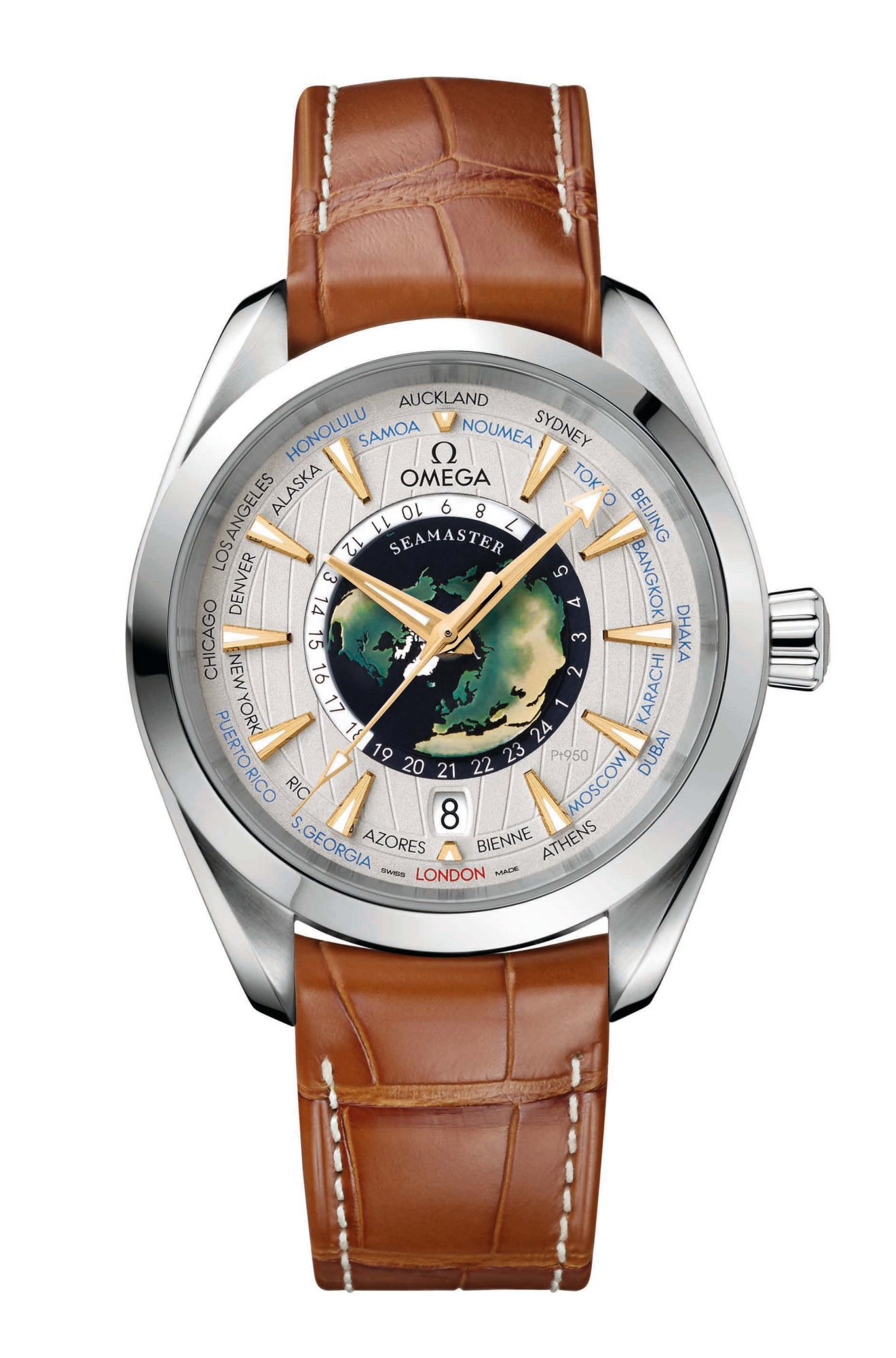 Time Travel: Discover 9 Of The Best World-Time Watches