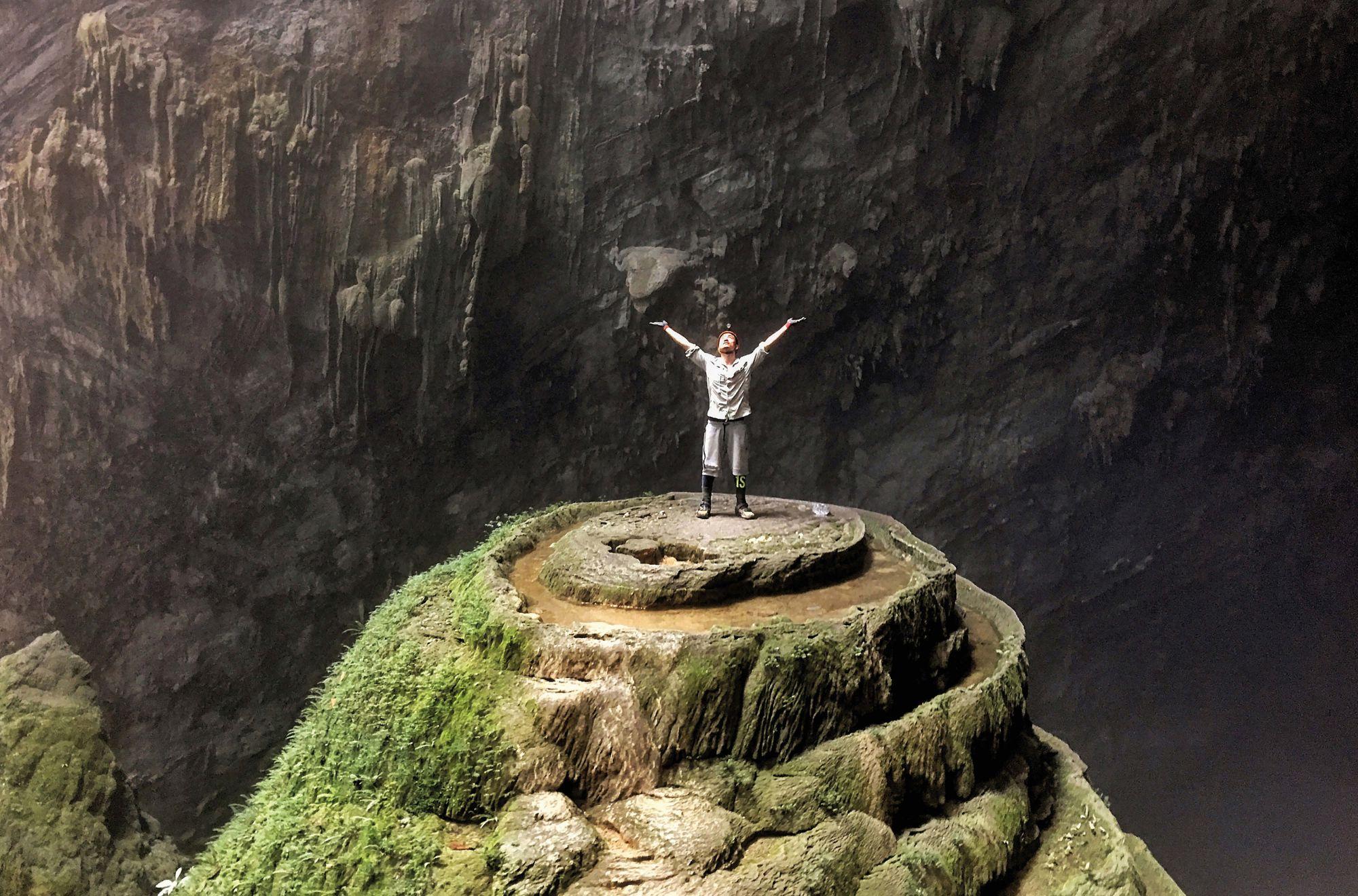 Dream Destinations: Cave-Trekking In Vietnam With Loui Lim