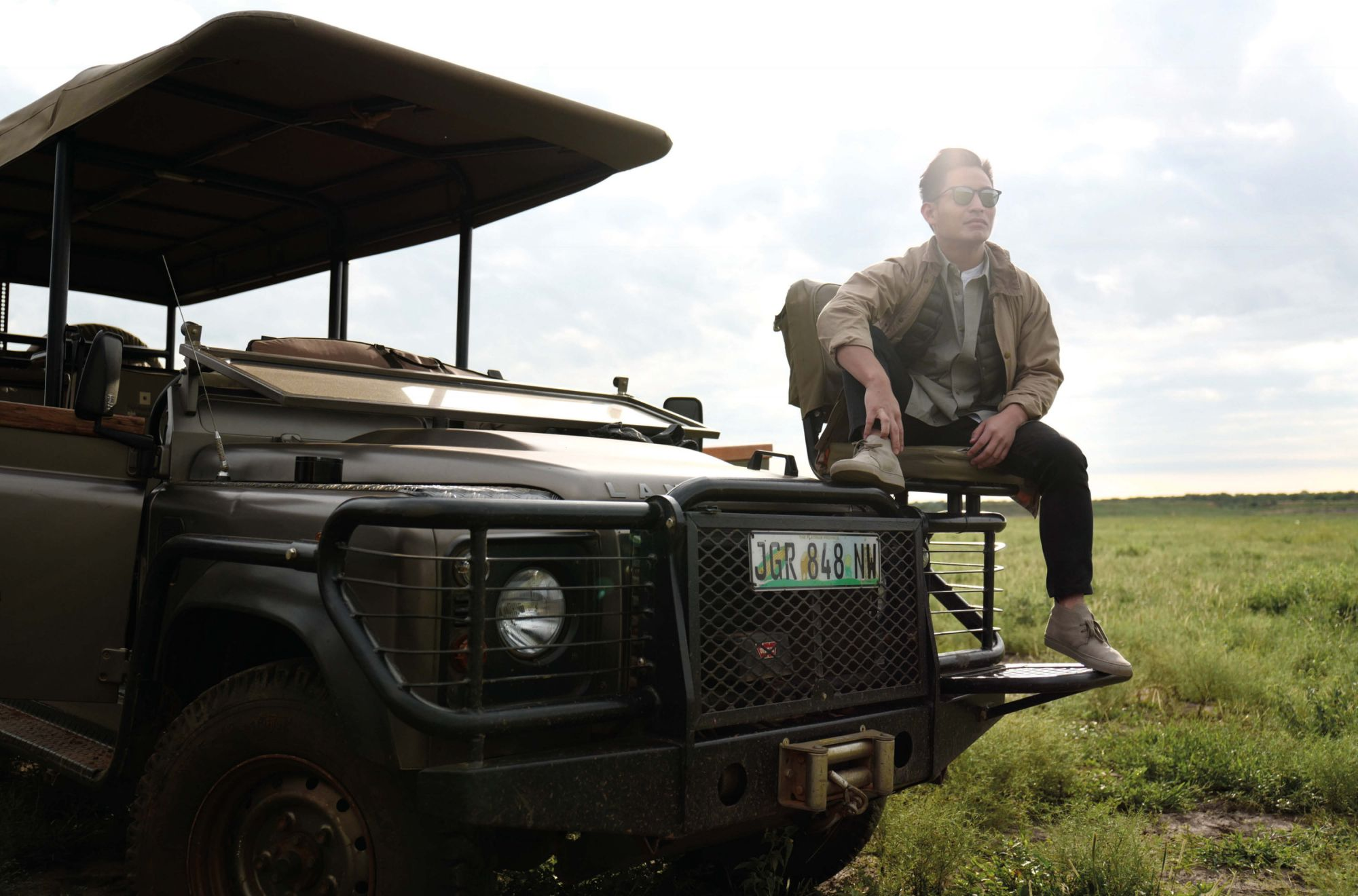 Dream Destinations: Rhino Tagging In South Africa With Ivan Pun