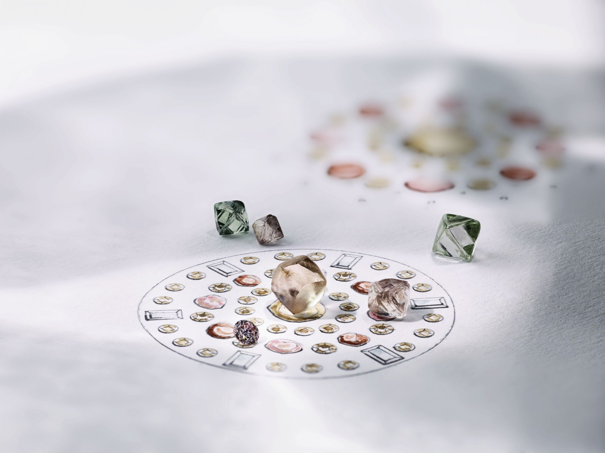 Discover The Magic Behind De Beers' Talisman Collection