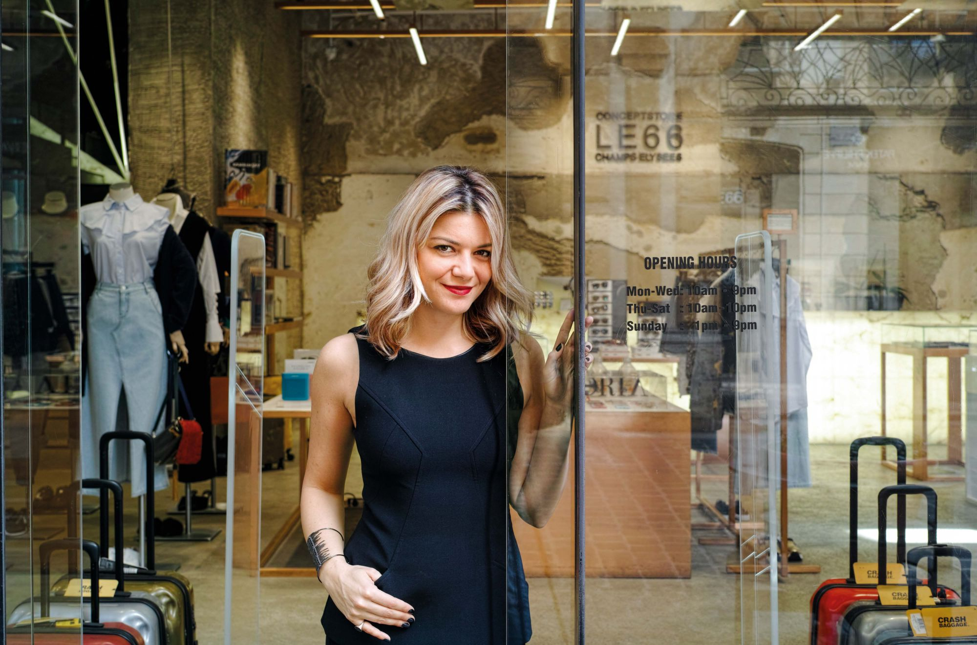 Insider Guide To Beirut: Joanna Laura Constantine, Jewellery Designer
