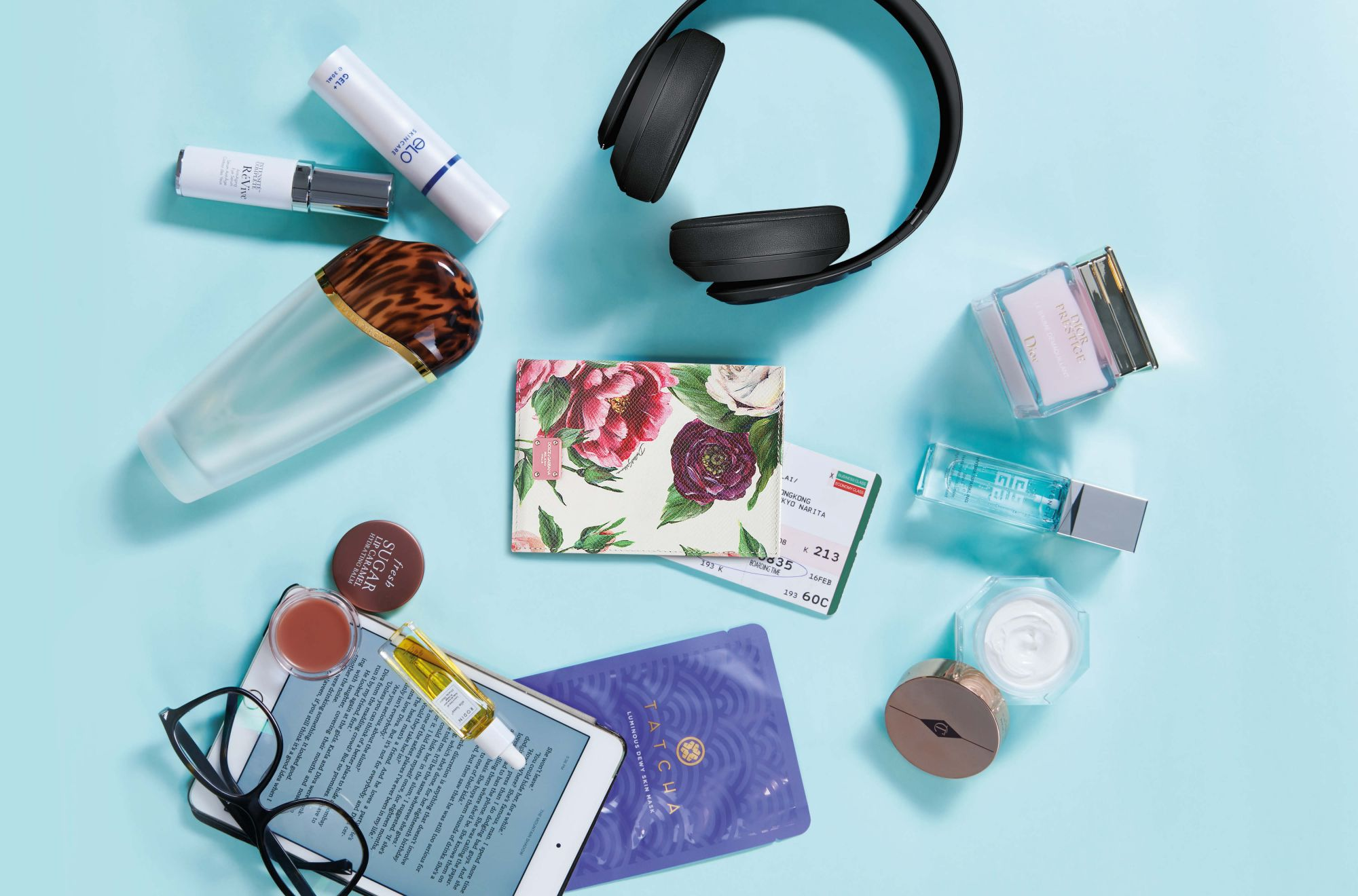 Up In The Air: The Best Skincare Products For Travelling