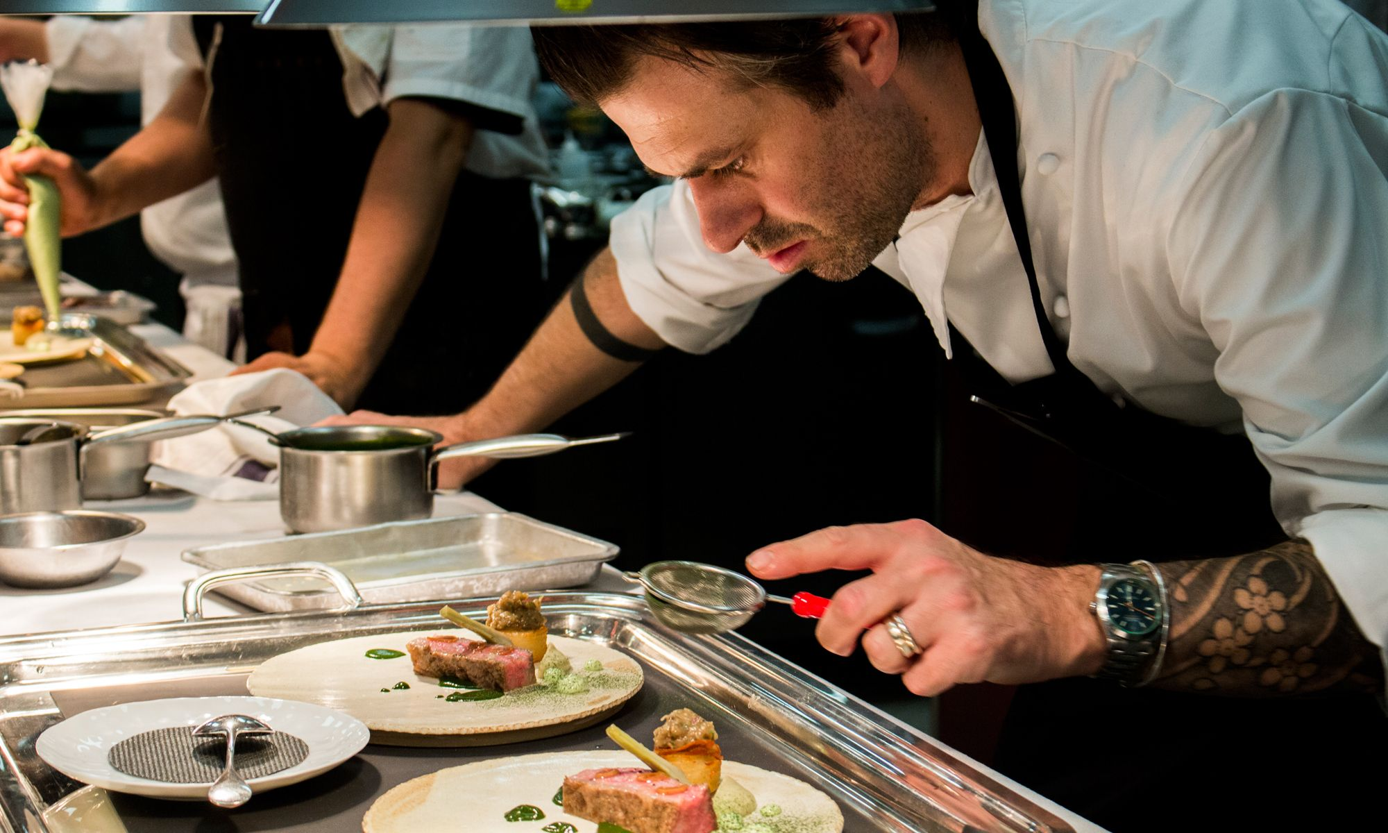 Sergio Herman On Perfection And Surviving In Restaurant Kitchens