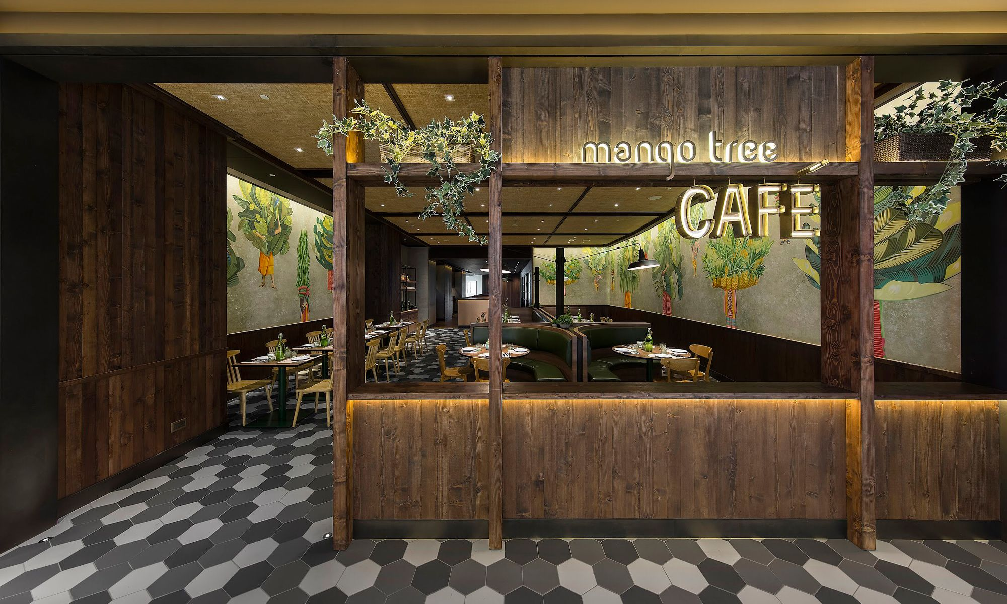 Stay Cool With New Classics At Mango Tree Cafe