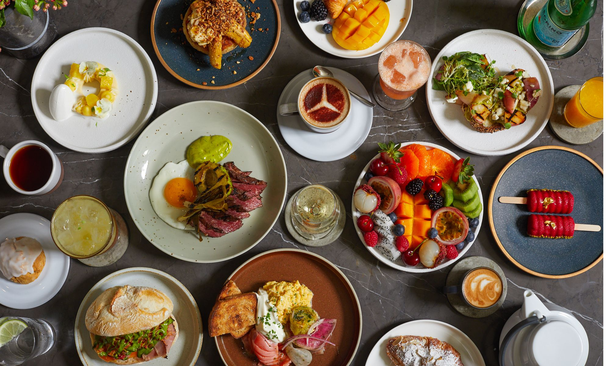 Mercedes Me Store Presents An All New Brunch Concept