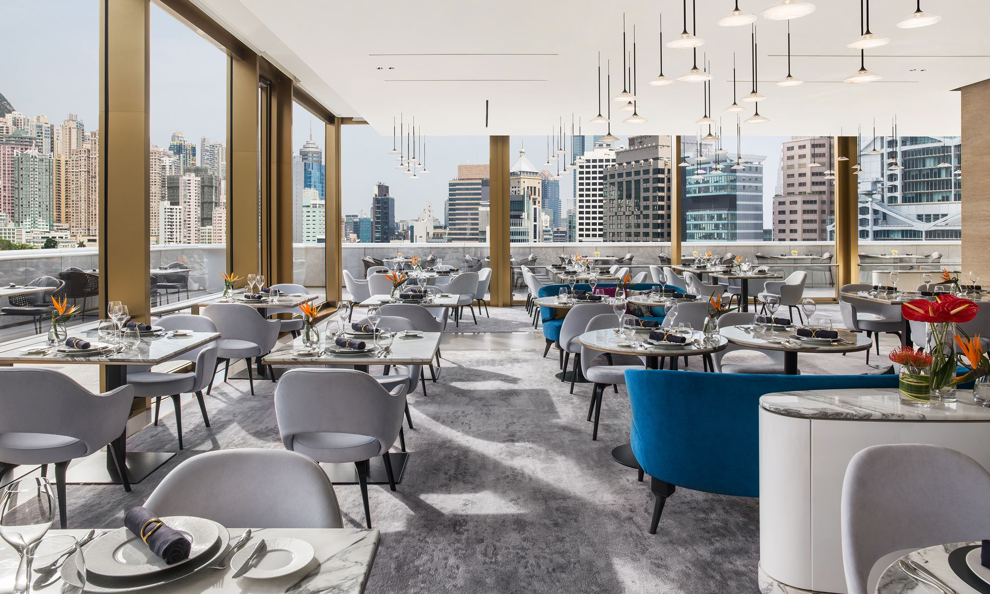 Popinjays Graces The Murray's Rooftop With Gastronomy And Glamour