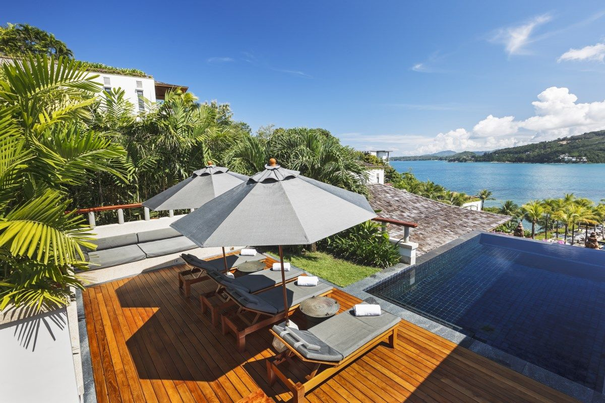 Win: 2N Penthouse Villa Stay At Andara Resort & Villas Phuket