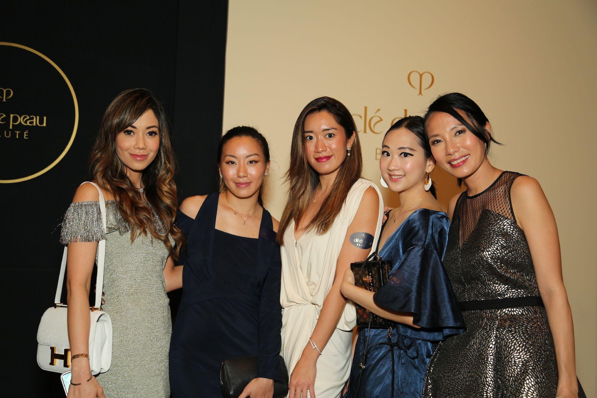 Yen Kuok, Ruth Chao, Antonia Da Cruz, Genevieve Chew, Jaime Ku