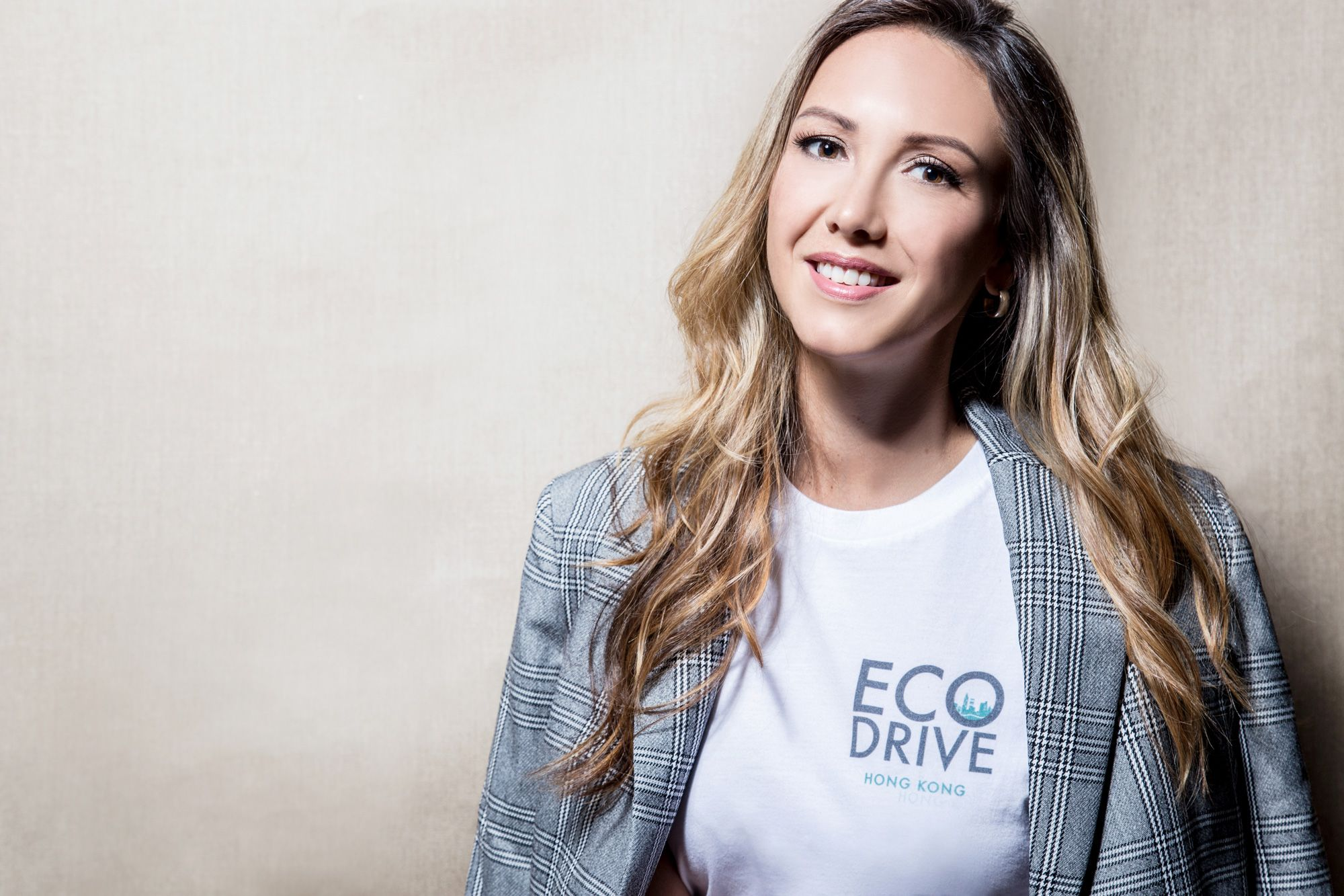 Eco Warriors: Claire Yates Of EcoDrive Hong Kong