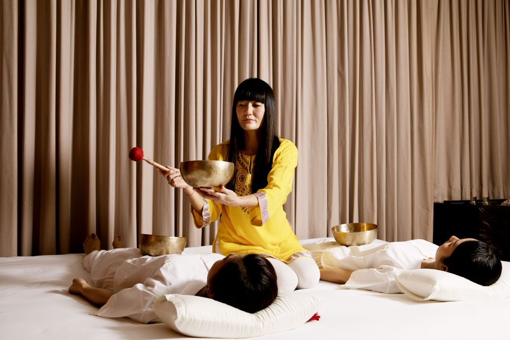 Expert Anne Fong-Braillard On The Power Of Reiki And Gong Healing