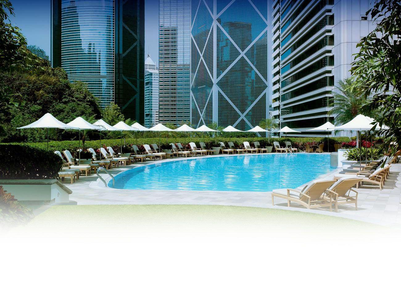 7 Five-Star Pools In Hong Kong To Enjoy This Summer