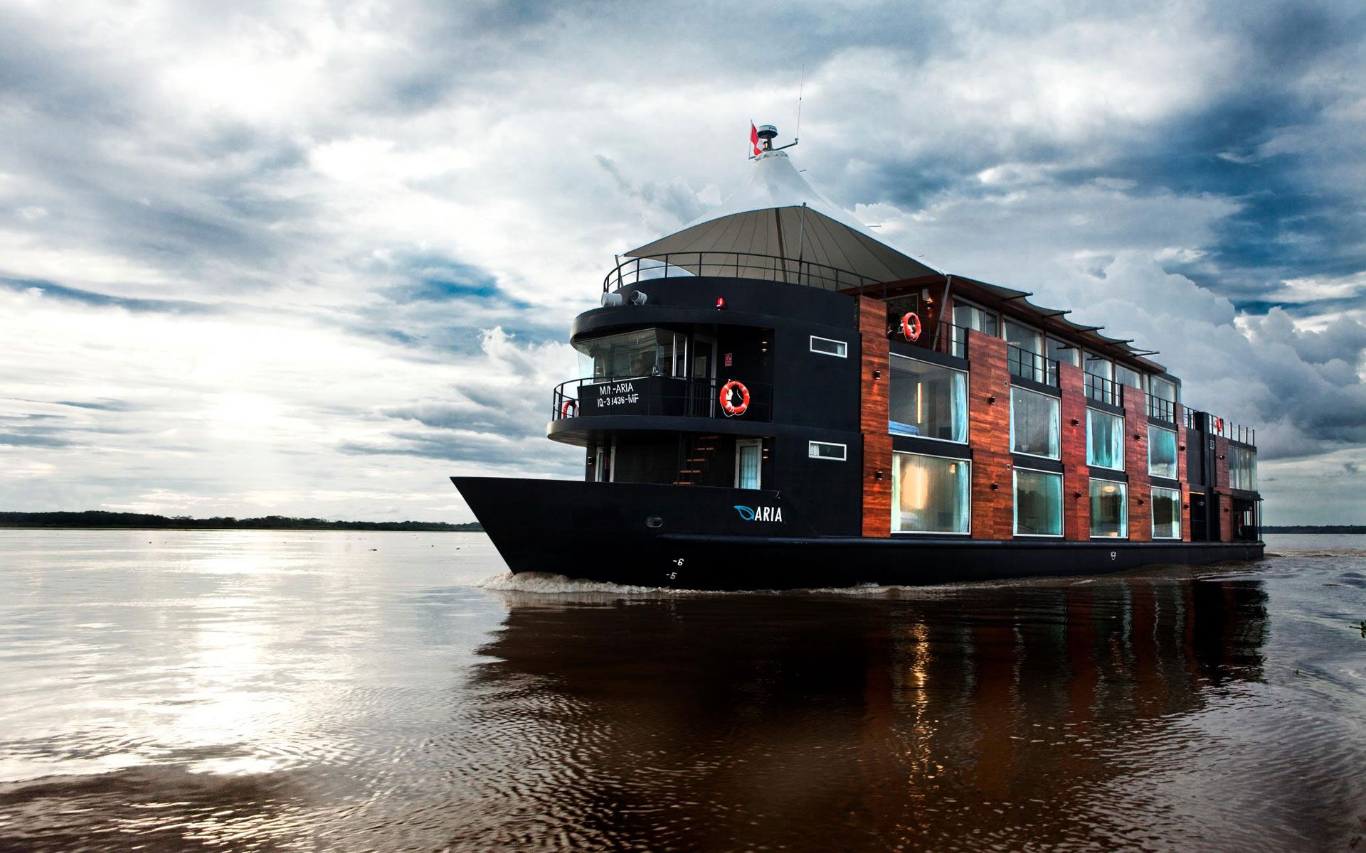 Drift Back In Time With These 7 Luxurious River Cruises