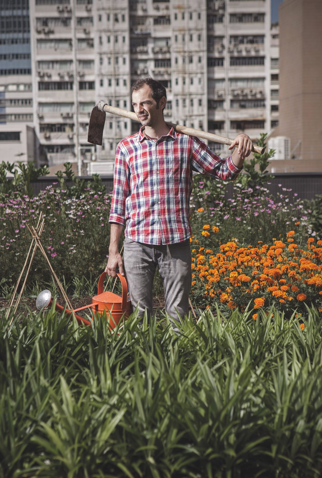 Pol Fàbrega: How To Start Your Own Vegetable Garden