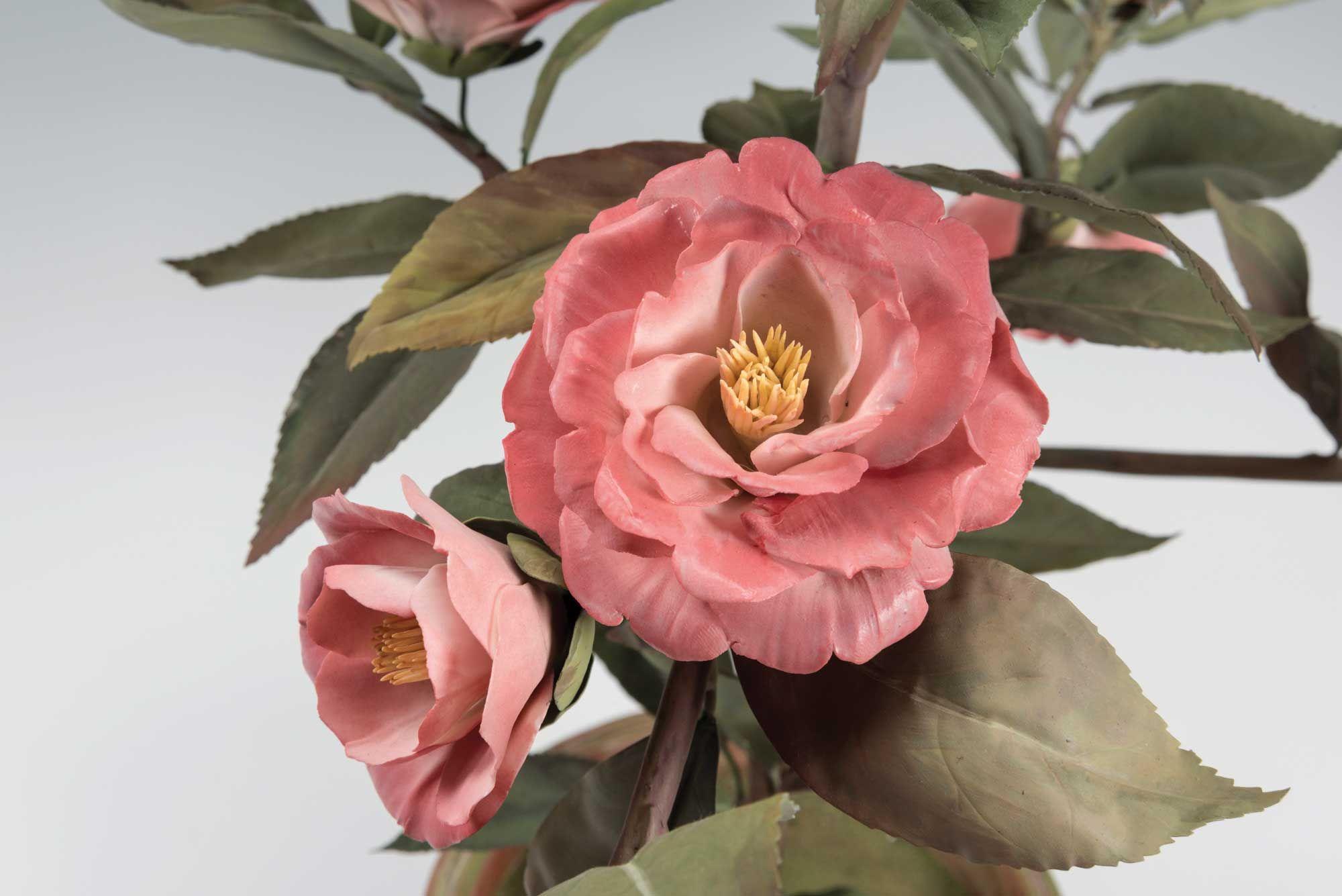 Vladimir Kanevsky: The Man Who Makes Flowers From Porcelain