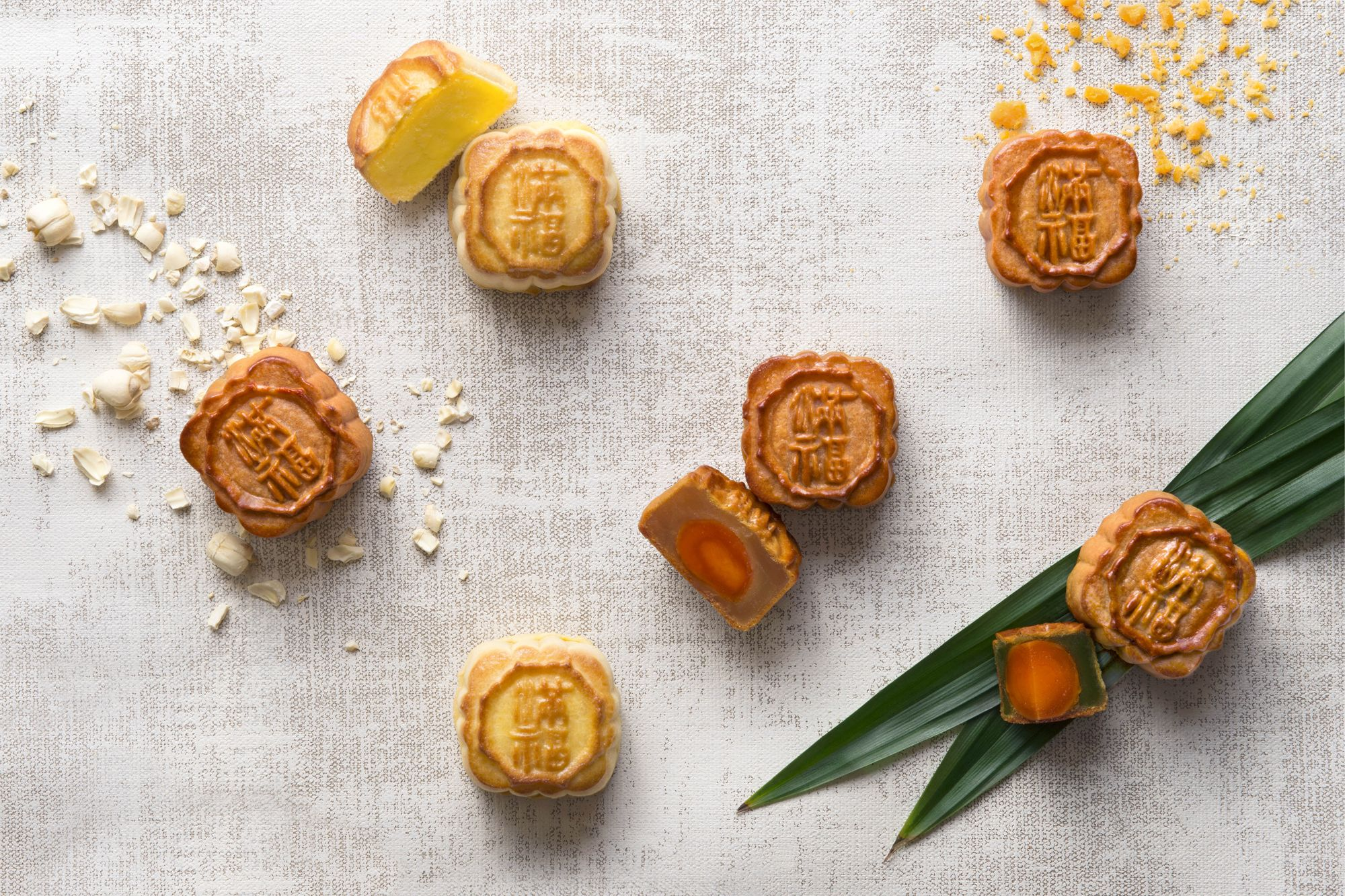 Savour Intriguing Dynasty Mooncakes To Celebrate The Mid-Autumn Festival