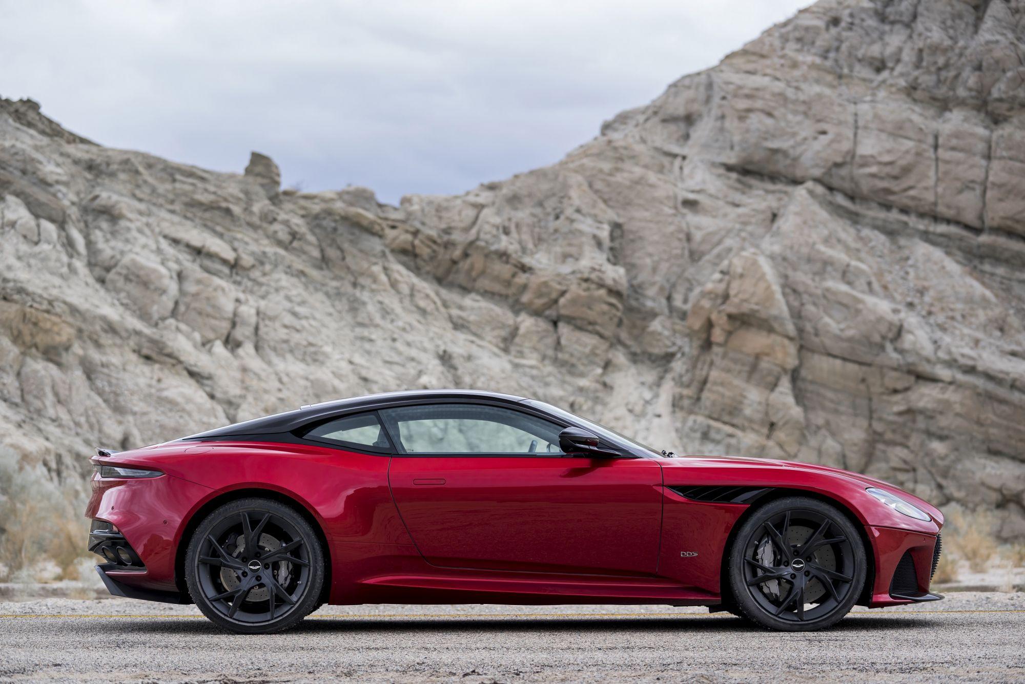 The Aston Martin DBS Superleggera Launches In Hong Kong