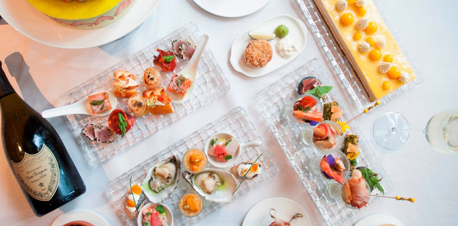 6 Timeless Hotel Brunches In Hong Kong