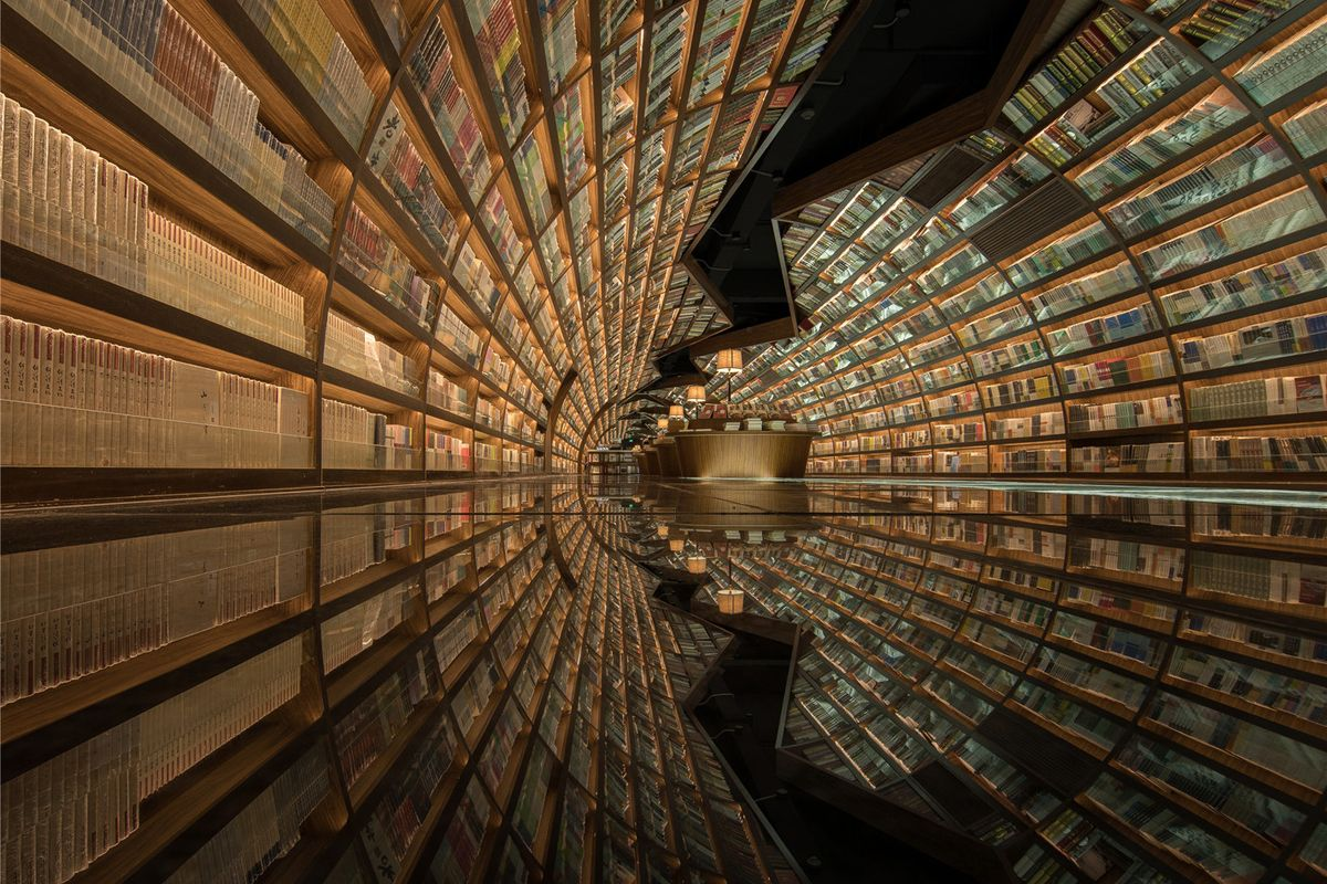 5 Incredibly Beautiful Bookstores In China