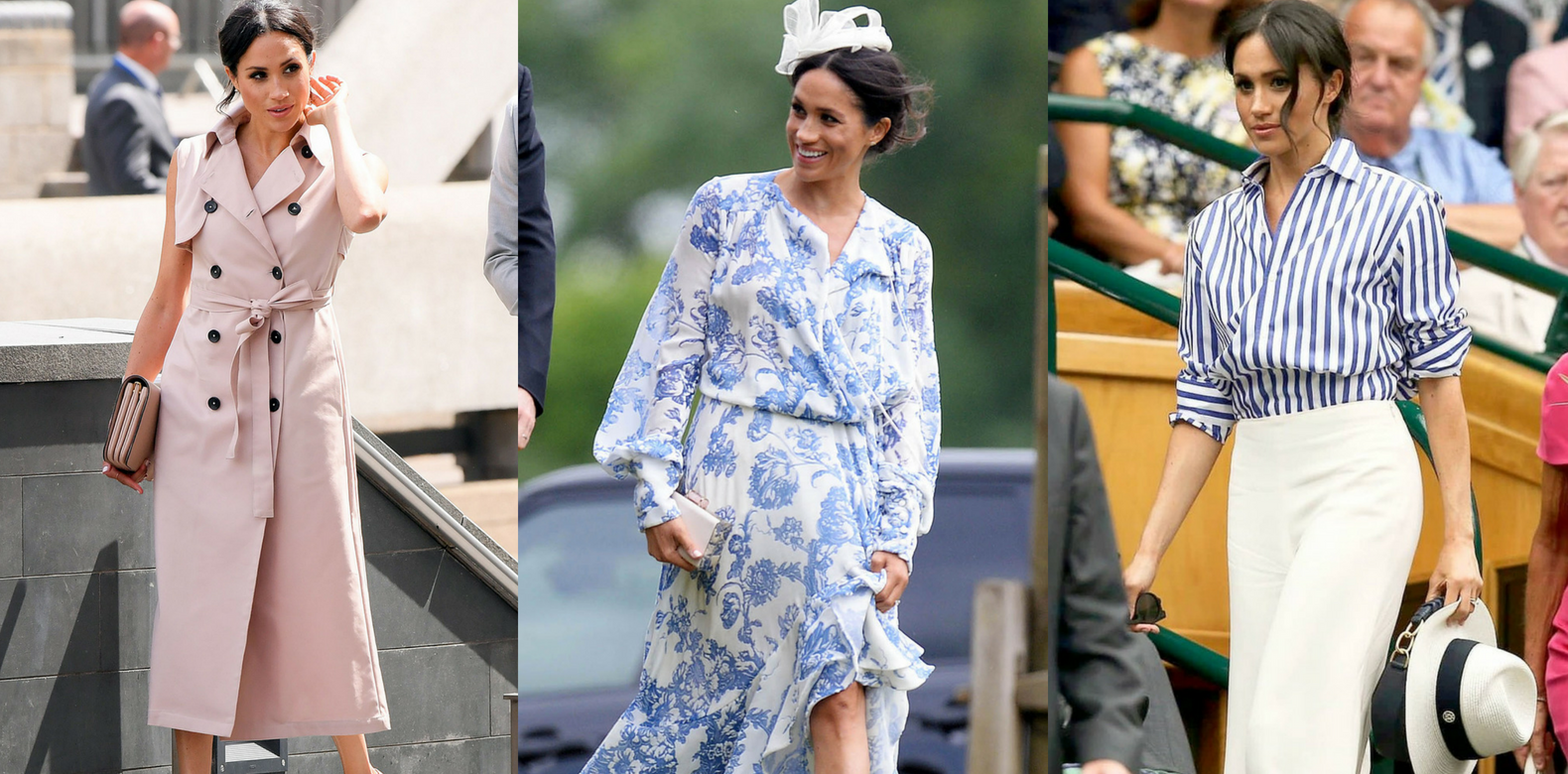 2dcb40844679 How To Get Meghan Markle s Best Summer Looks
