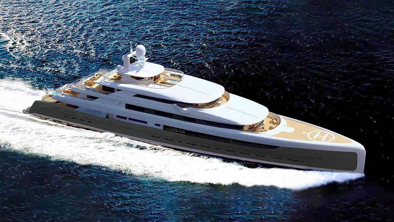 This Is Asia's Largest Yacht—And It Comes With A Helipad