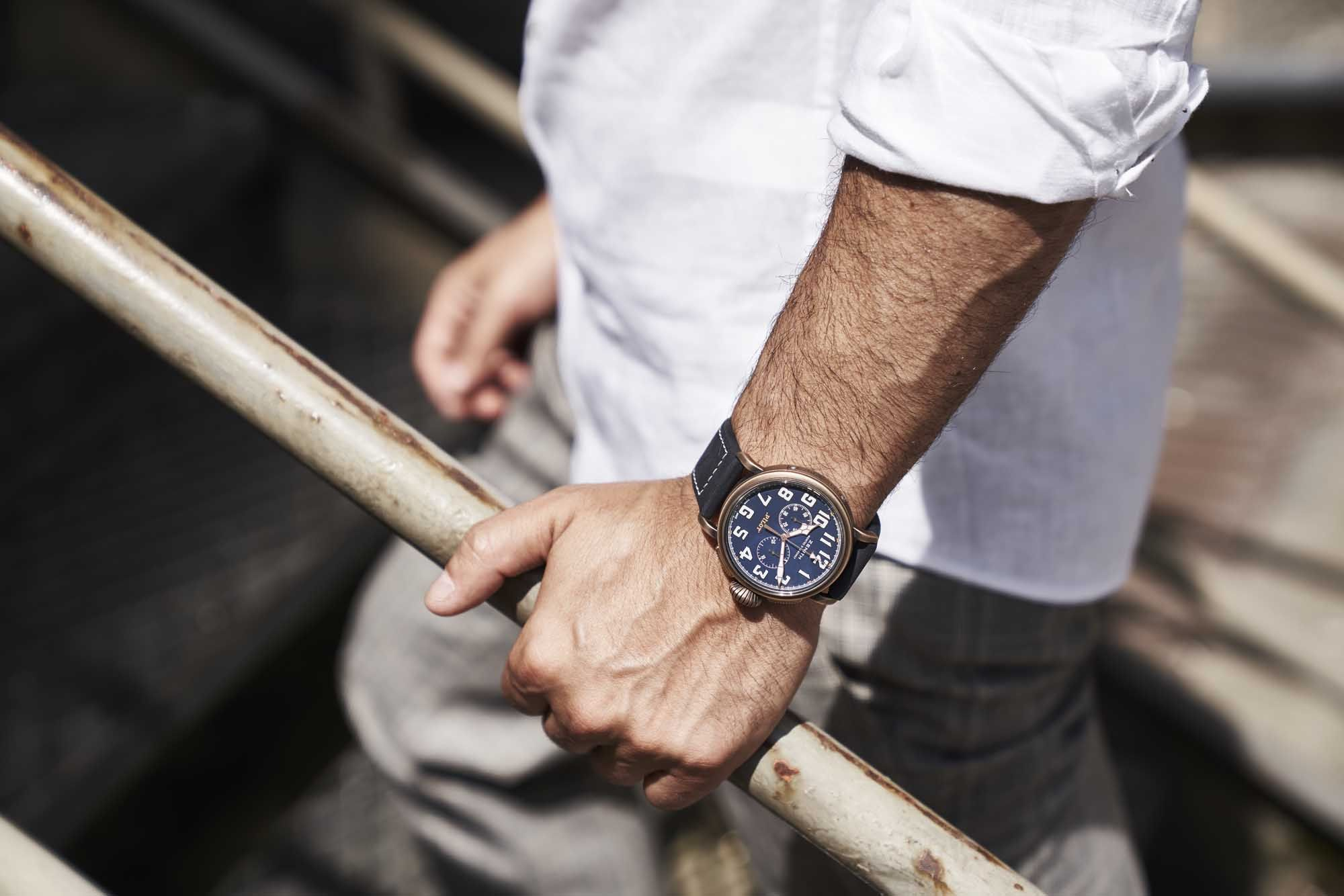 Into The Blue: 7 New Ocean-Hued Timepieces To Wear This Season