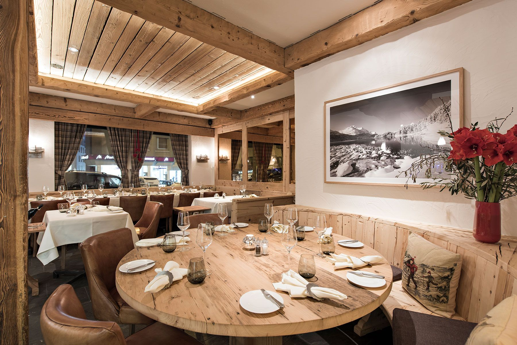 A Food Lover's Guide To St. Moritz