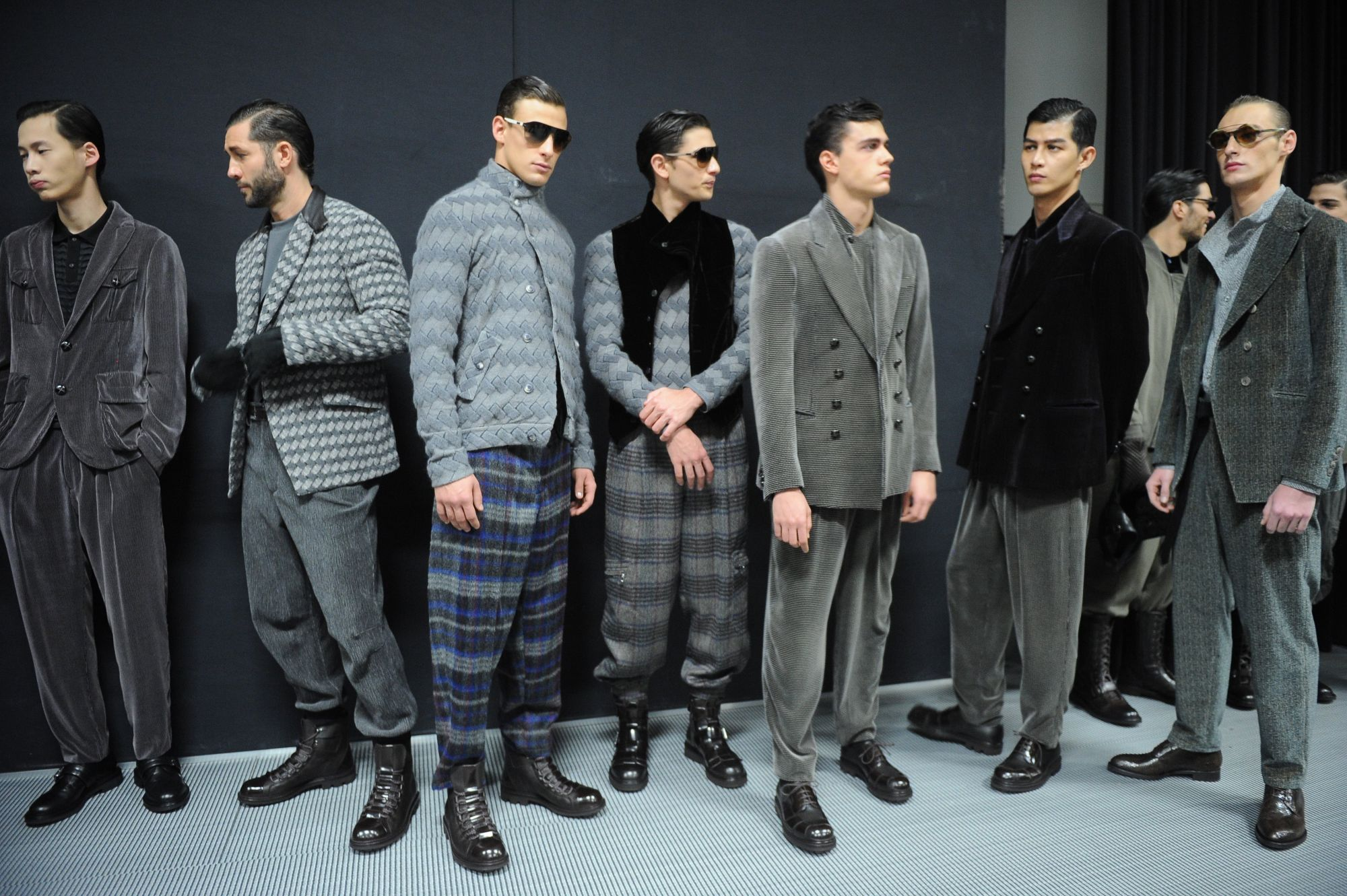Giorgio Armani: 5 Fashion Trends You Need To Know for F/W 2018 ...