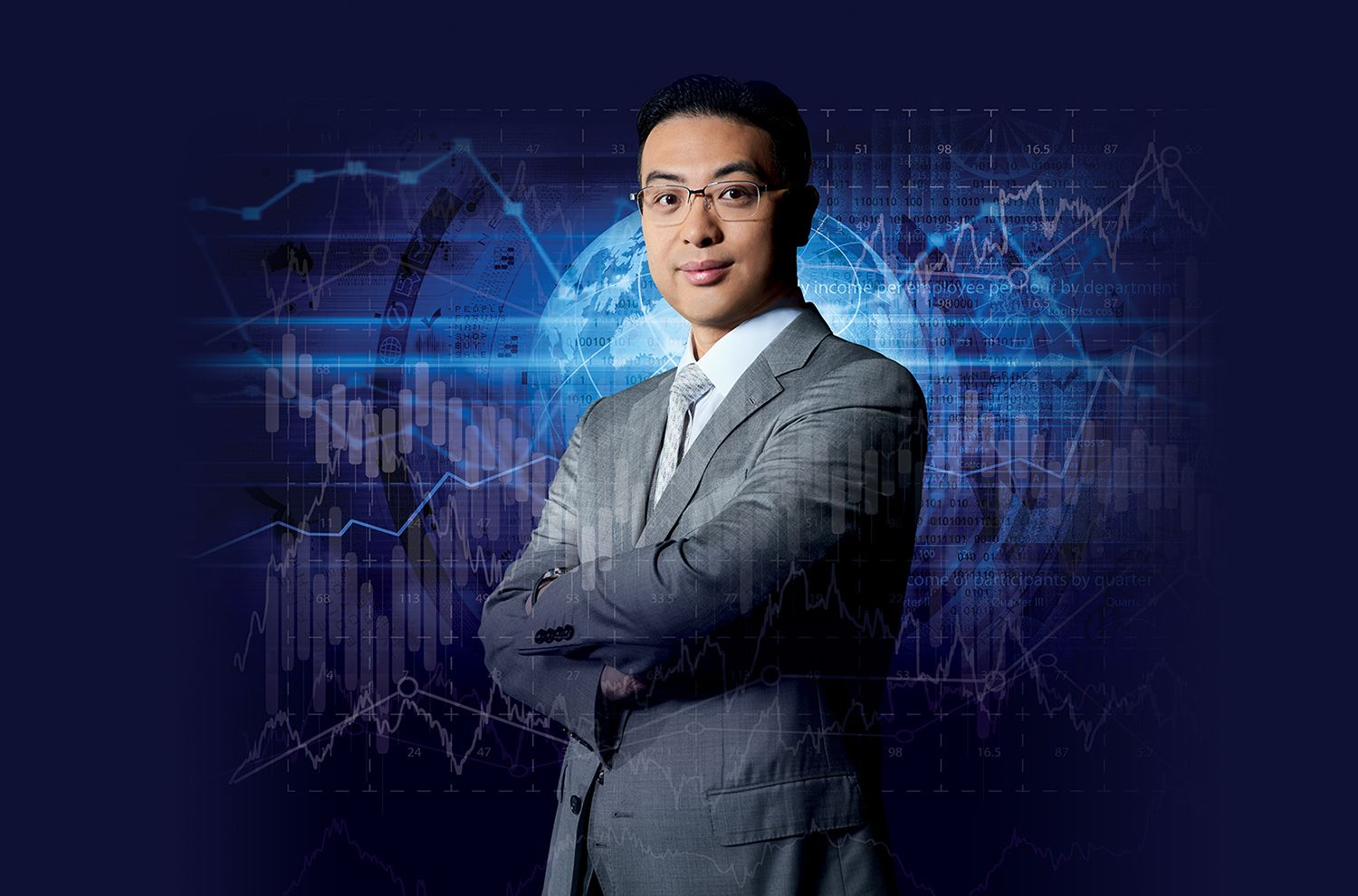 Global Group's Johnny Hon on Technology And Its Growing Role In Finance