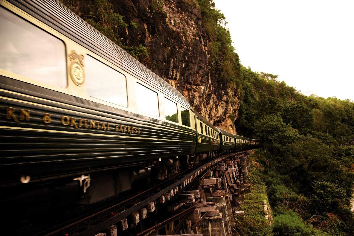 Experience The Magic Of The Eastern & Oriental Express