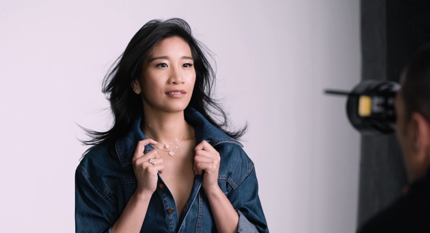 Behind The Scenes: Dee Poon On Sustainability And Her Go-To Style