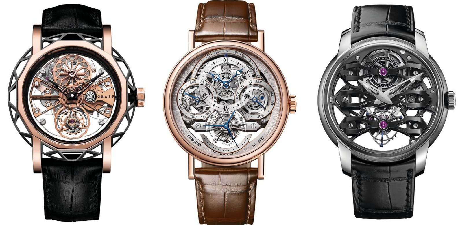 Bare Bones: 13 Luxury Skeleton Watches We Love
