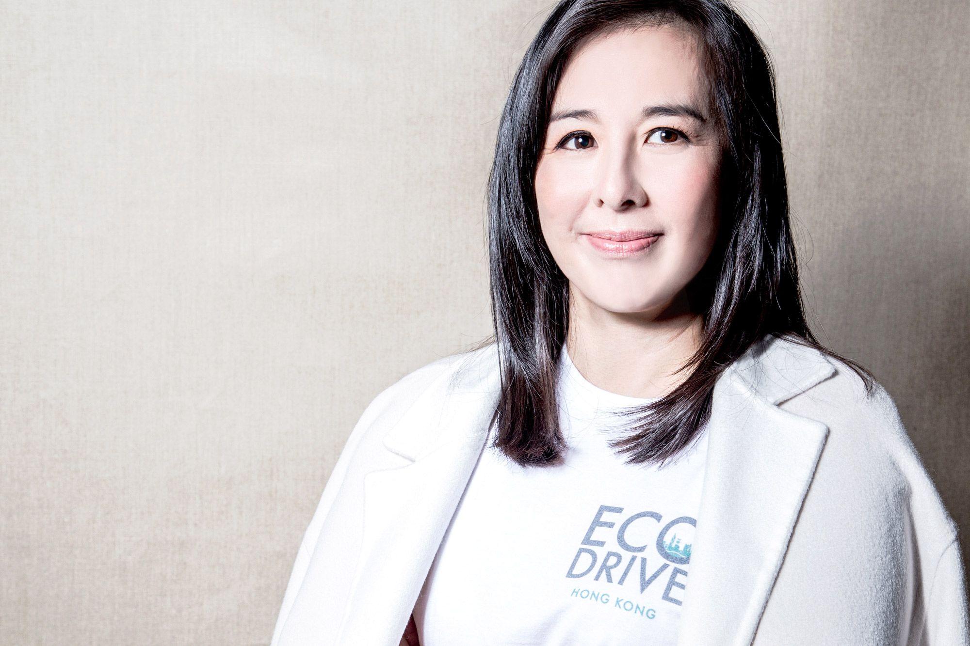 Eco Warriors: Jennifer Wang-Fang of EcoDrive Hong Kong