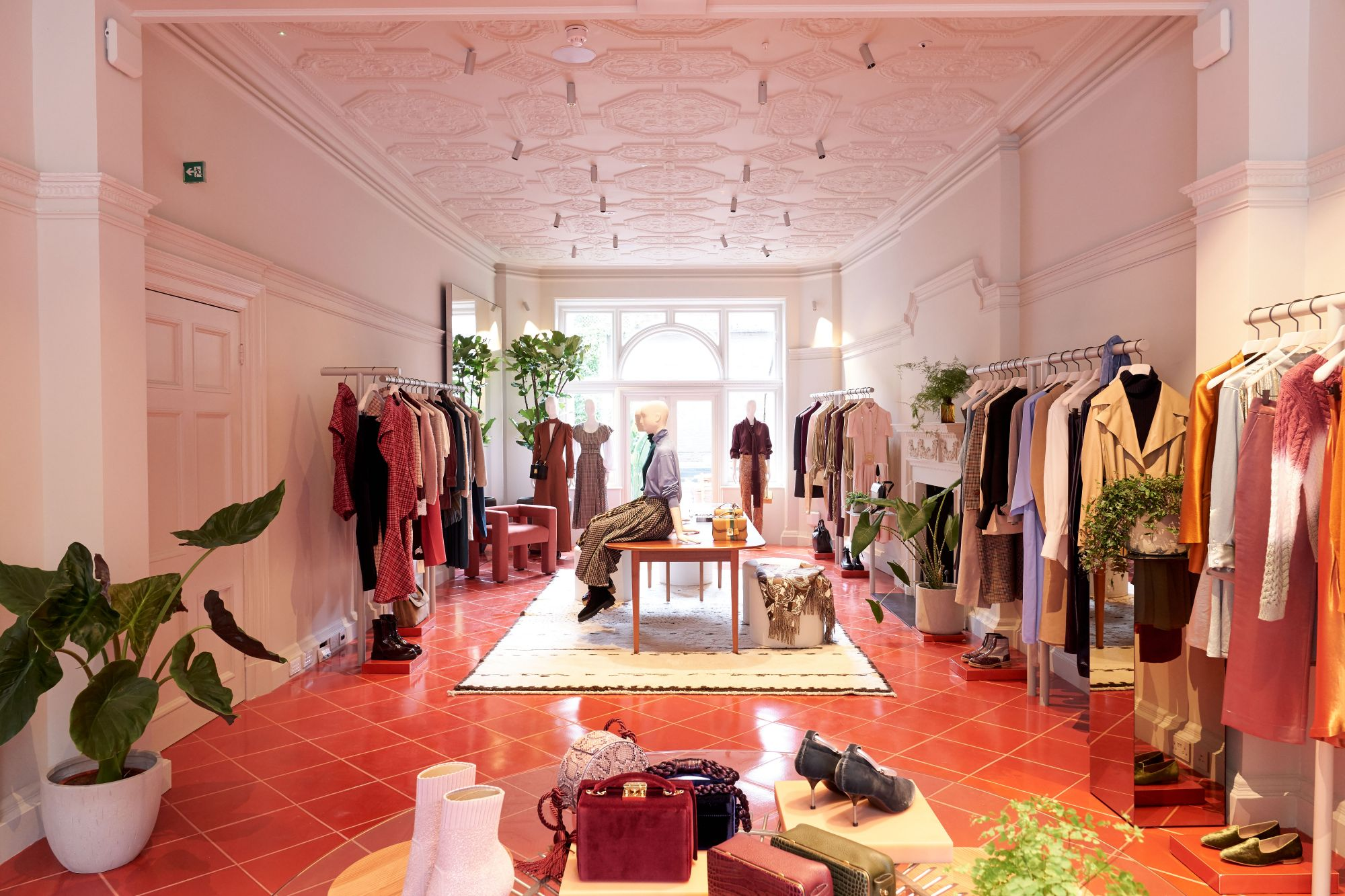 Everything You Need To Know About Matchesfashion.com's New Townhouse In London