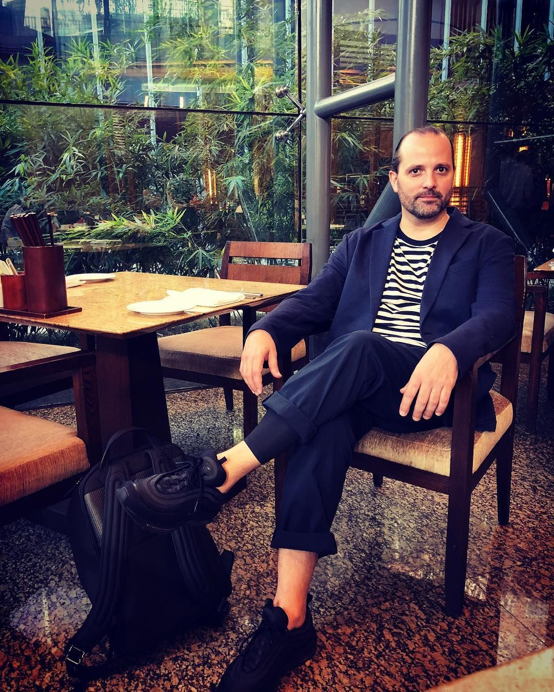 How I Travel: Victor Sanz, Creative Director Of Tumi